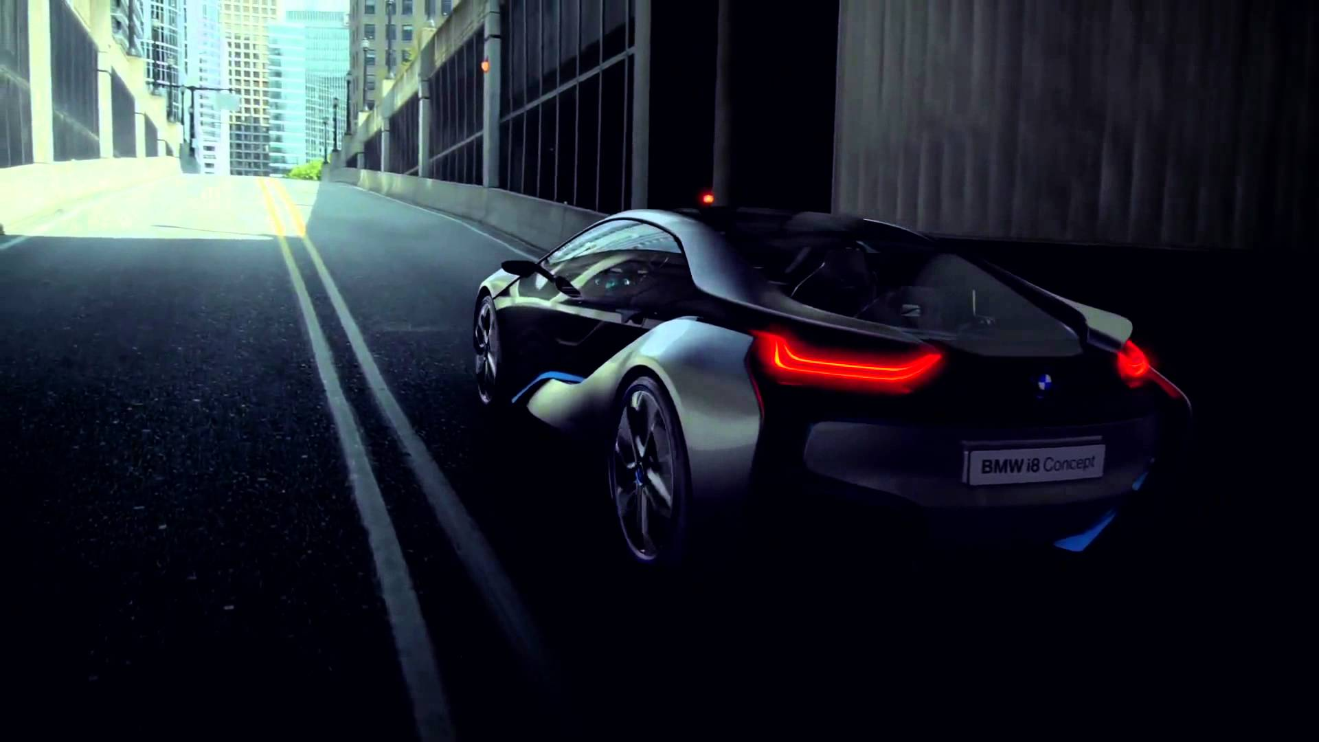1920x1080 - BMW i3 Concept Wallpapers 17