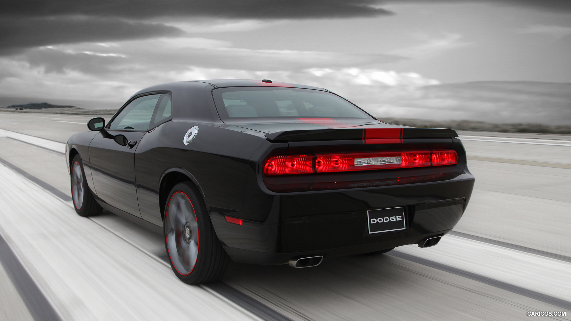 1920x1080 - Dodge Challenger Rallye Wallpapers 10
