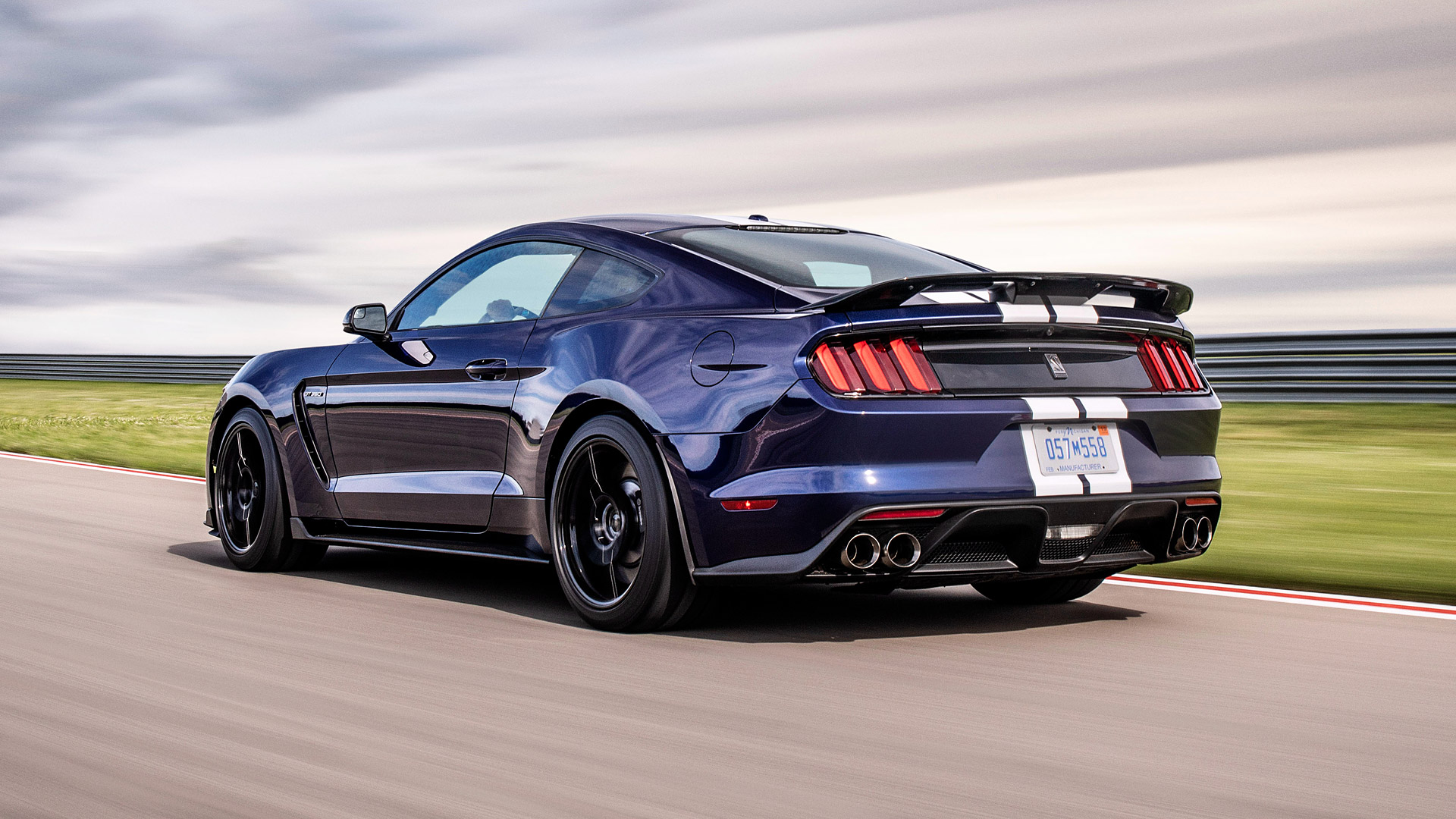1920x1080 - Shelby Mustang GT 350 Wallpapers 32