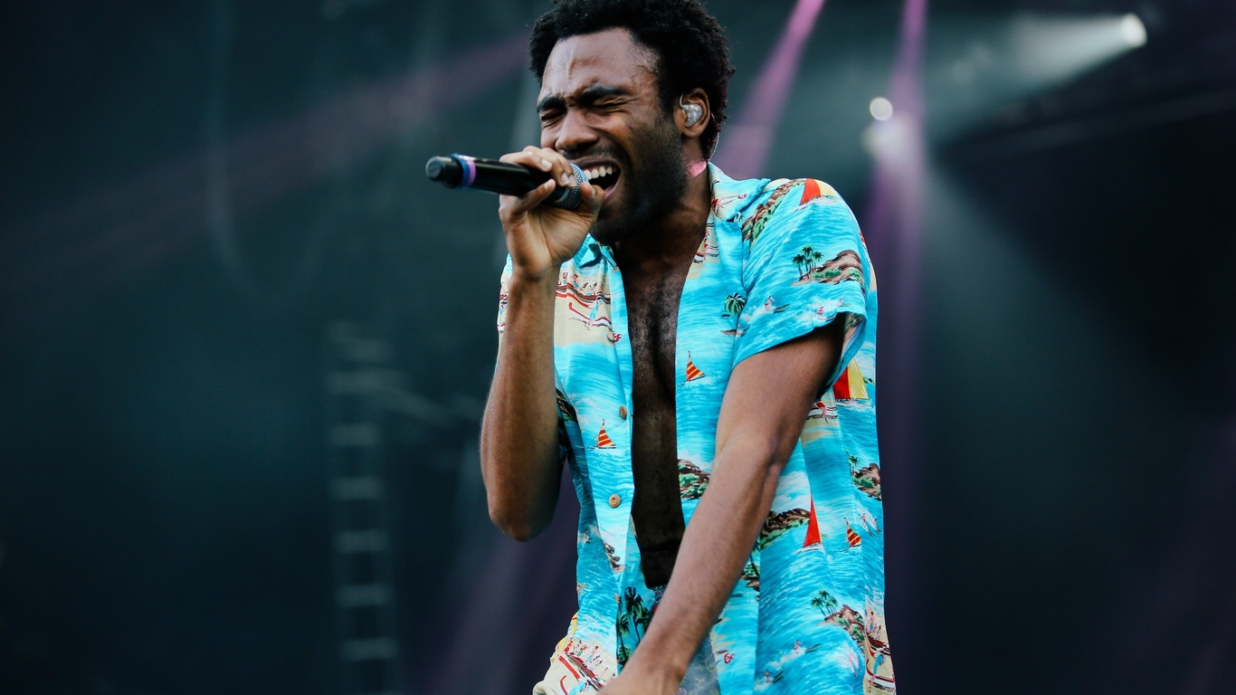 1366x768 - Donald Glover Wallpapers 10