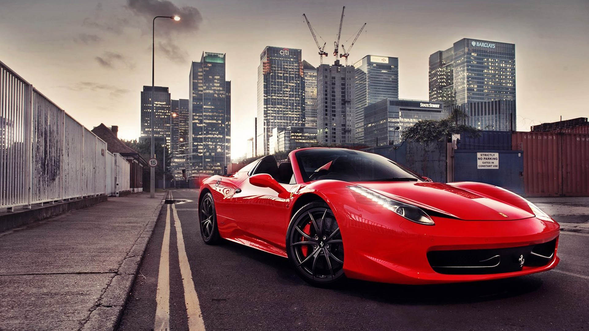 1920x1080 - Ferrari 458 Italia Wallpapers 22