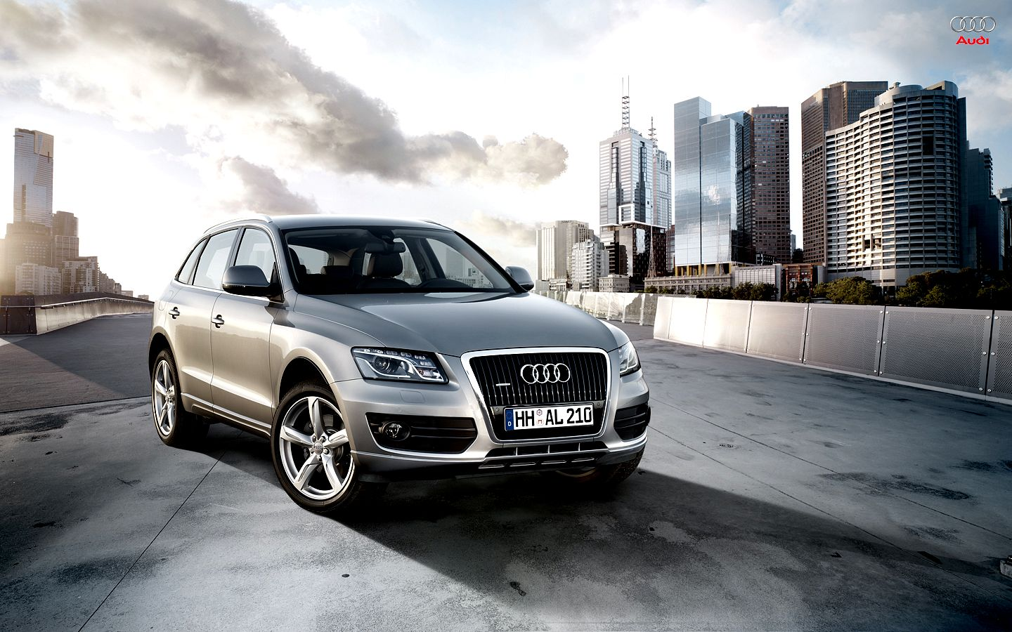 1440x900 - Audi Q5 Wallpapers 2