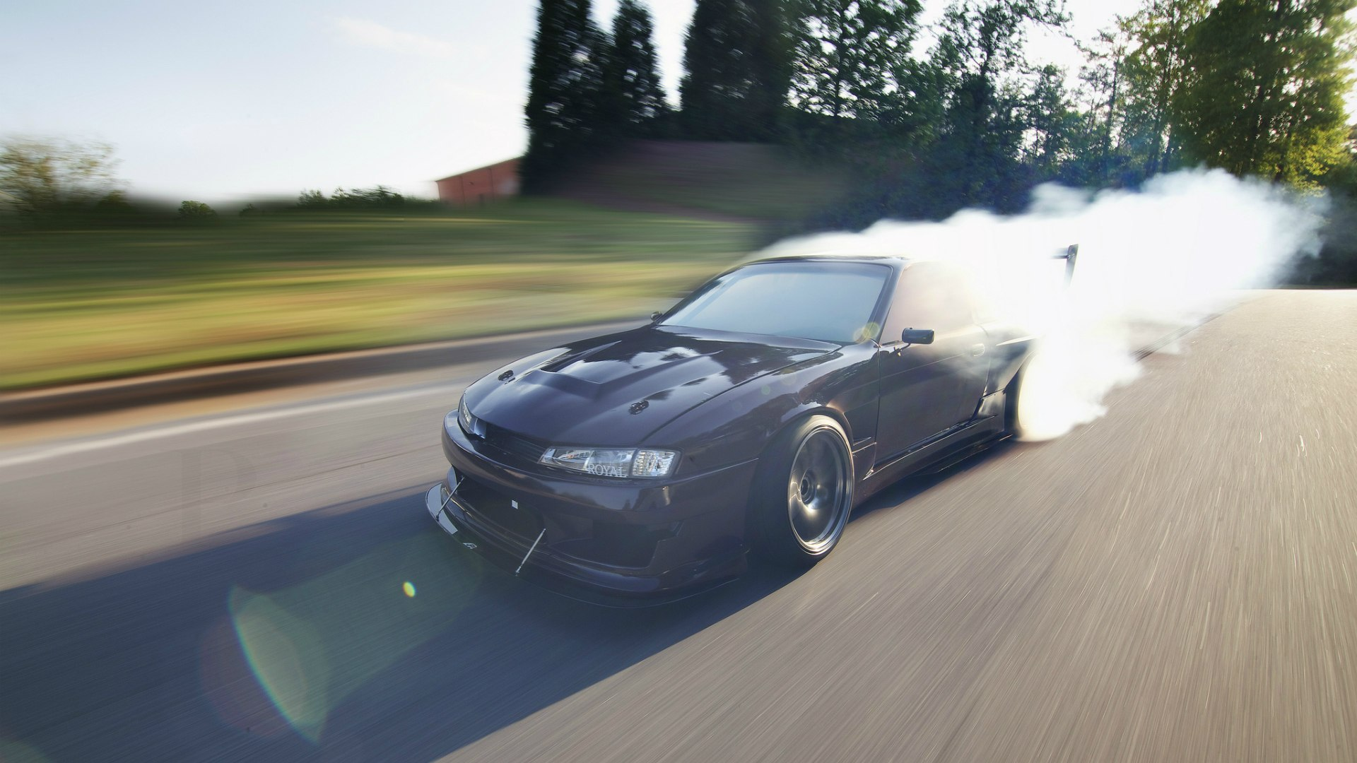 1920x1080 - Nissan Silvia S14 Wallpapers 15