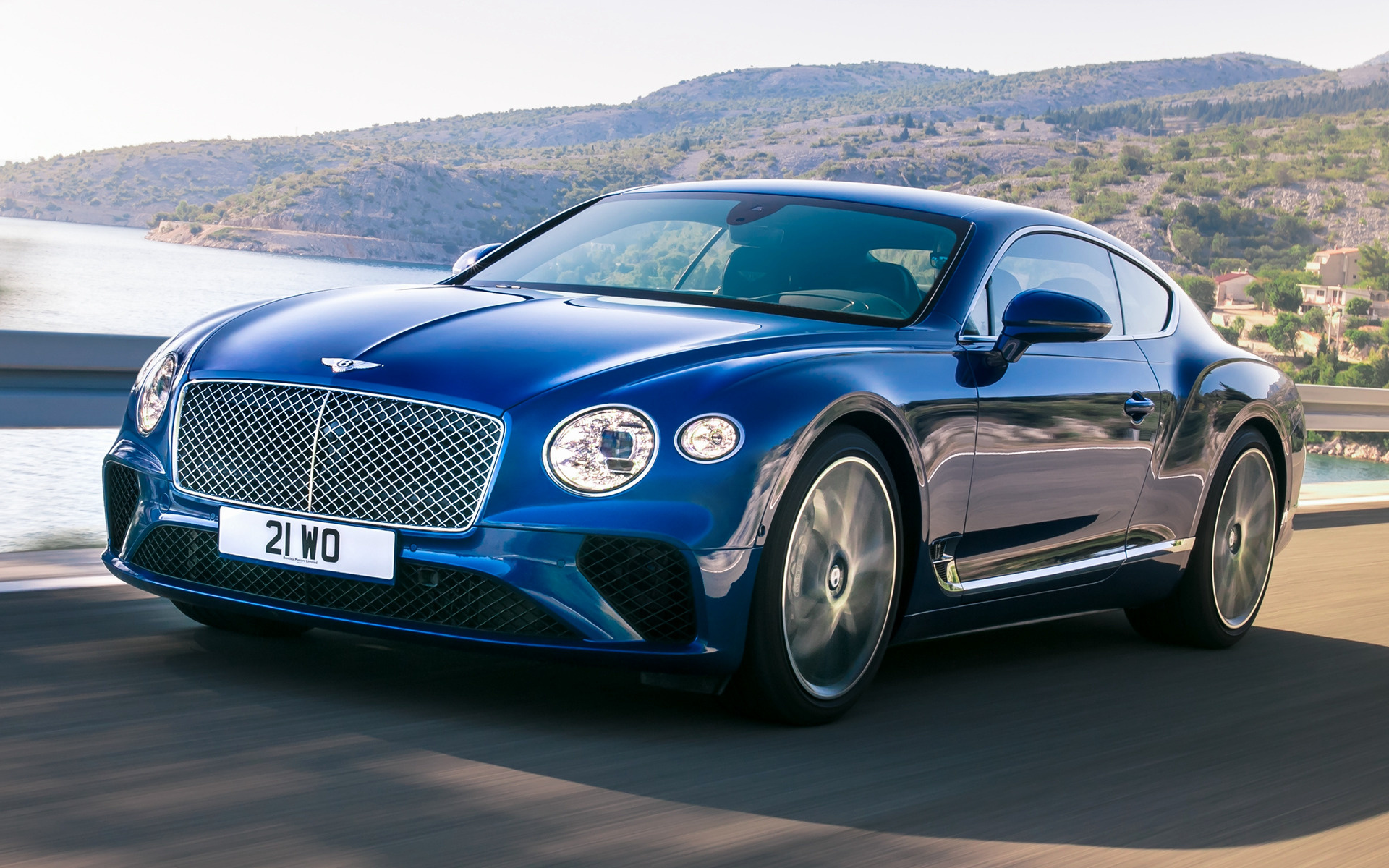 1920x1200 - Bentley Continental GT Wallpapers 17