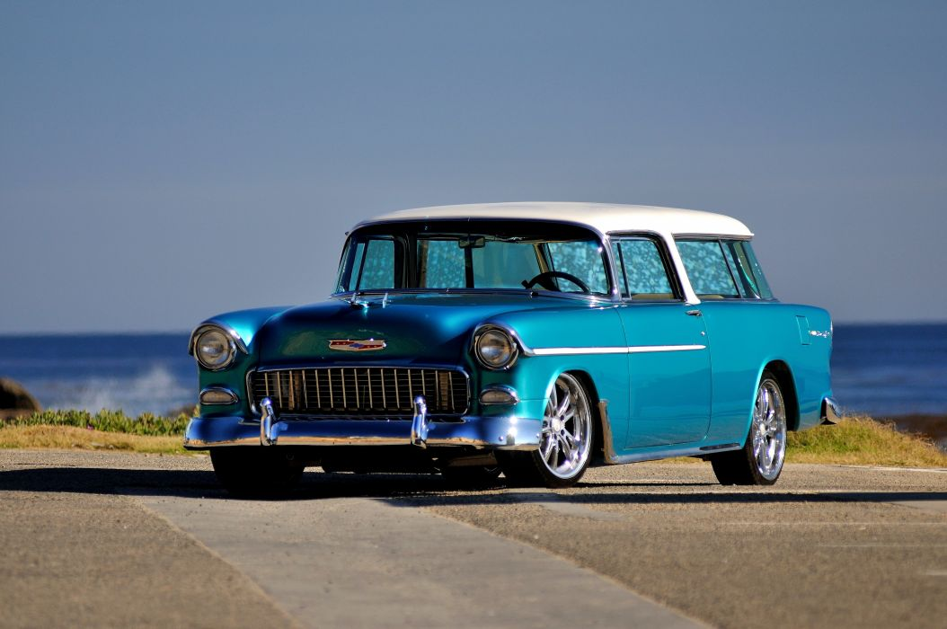 1054x700 - Chevrolet Nomad Wallpapers 15