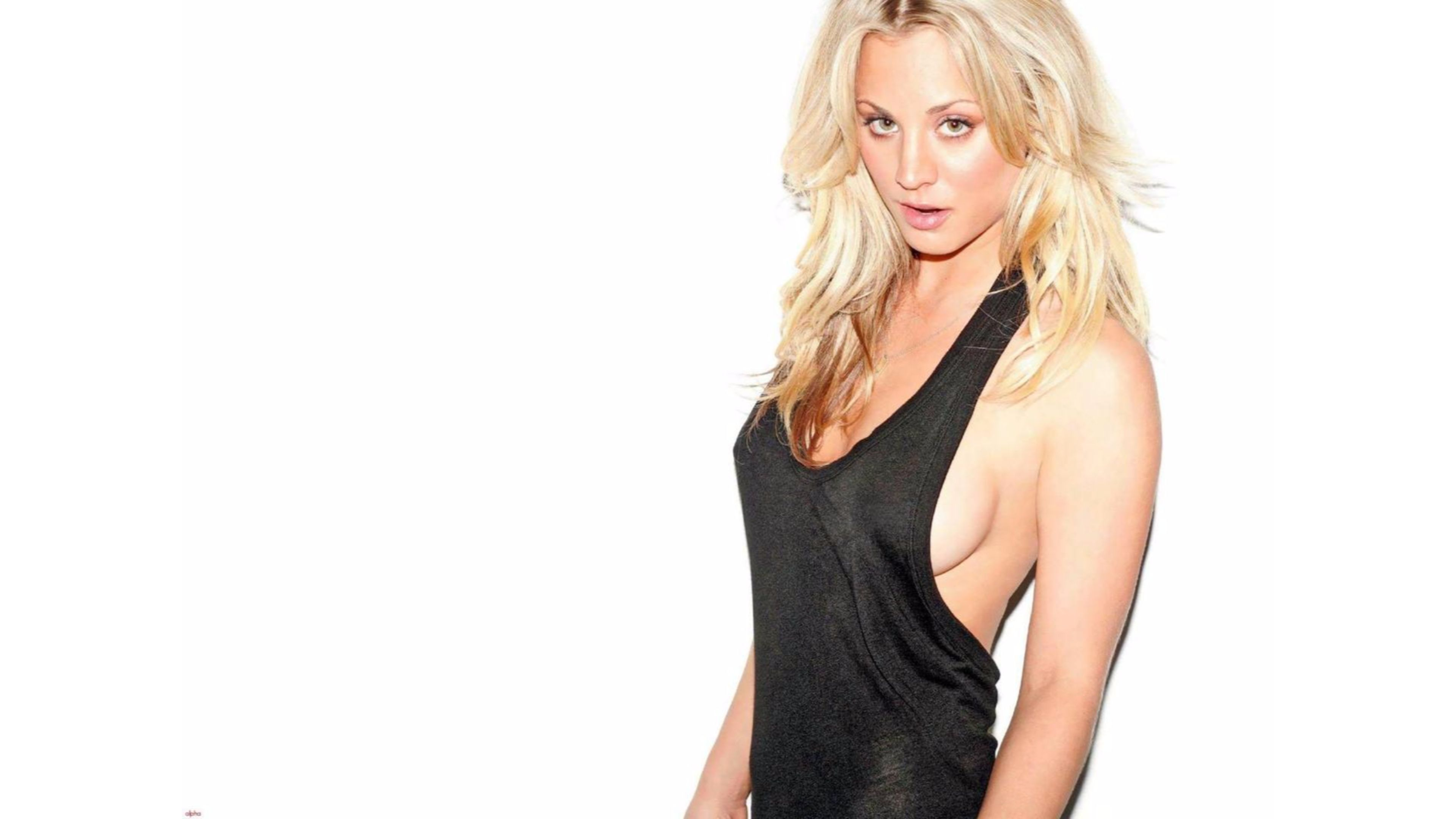 3840x2160 - Kaley Cuoco Wallpapers 9