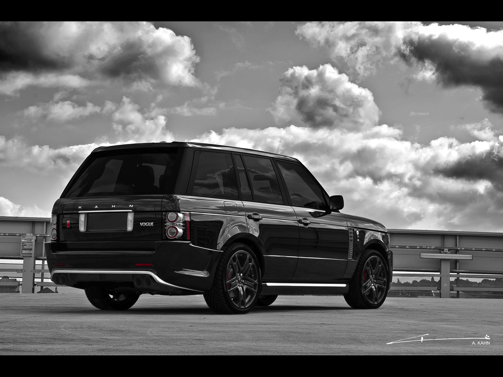 1600x1200 - Range Rover Wallpapers 21