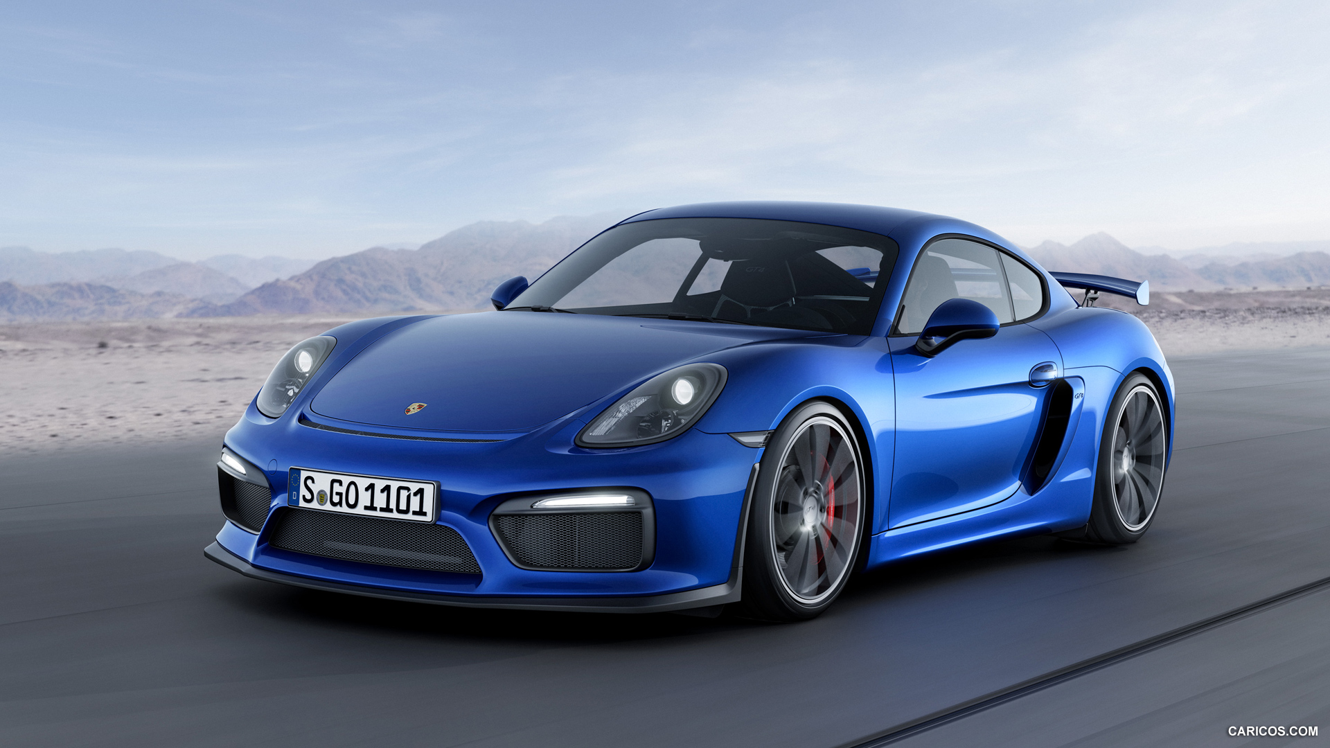1920x1080 - Porsche Cayman Wallpapers 7