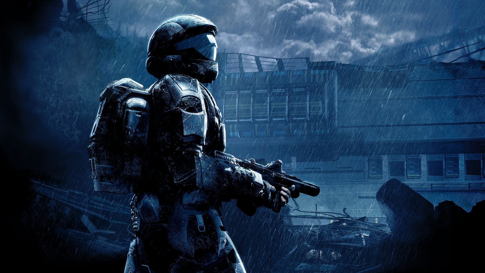 Halo 3 Odst Hd Wallpapers 33 Images Dodowallpaper