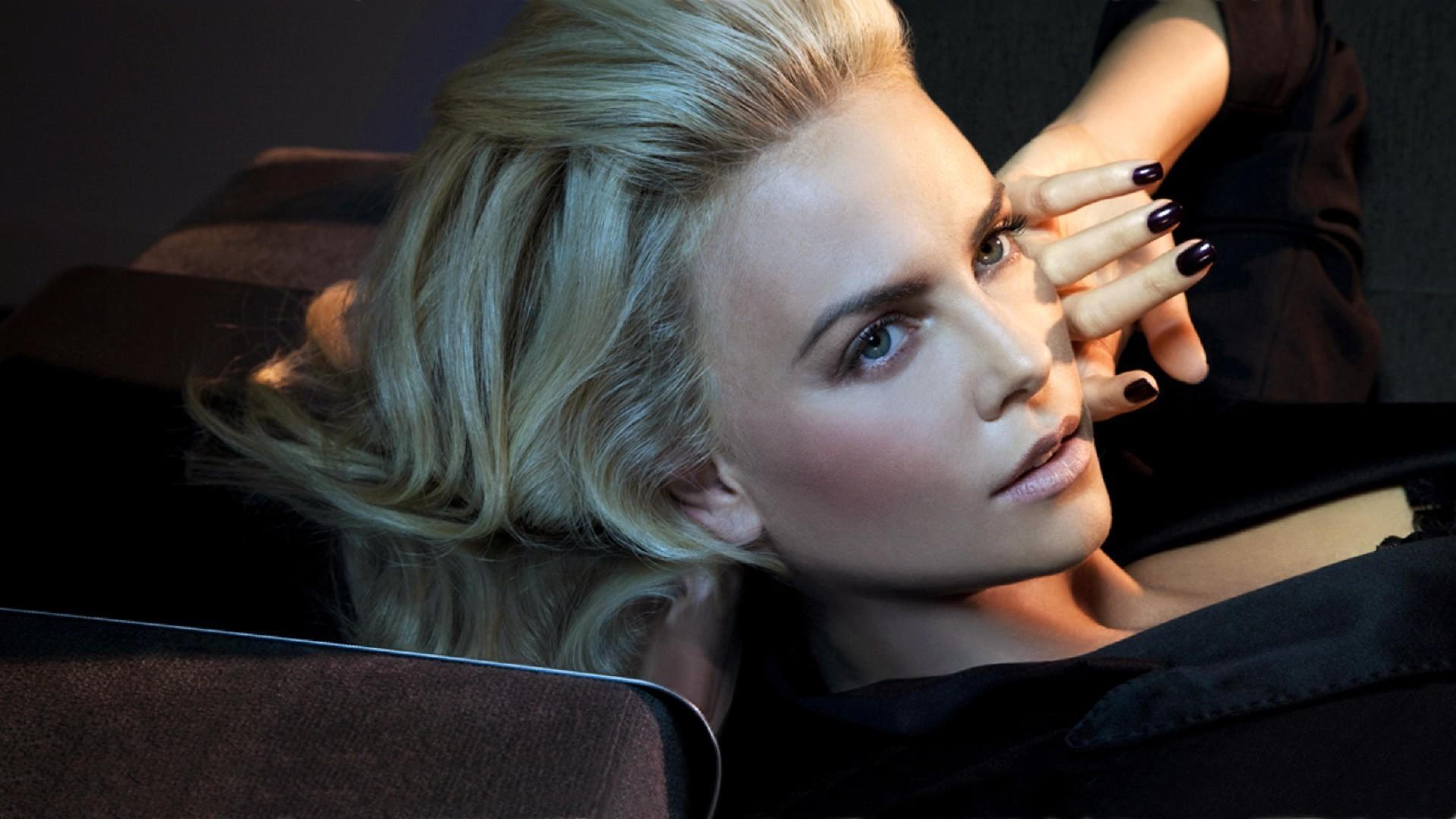 3840x2160 - Charlize Theron Wallpapers 21