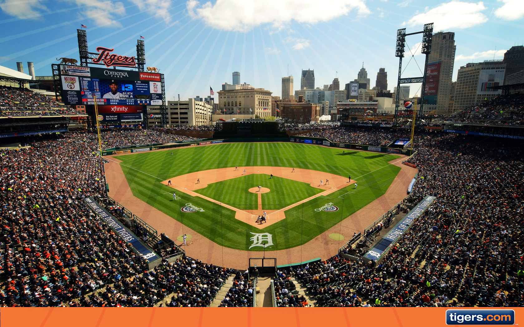 1680x1050 - Detroit Tigers Wallpapers 20