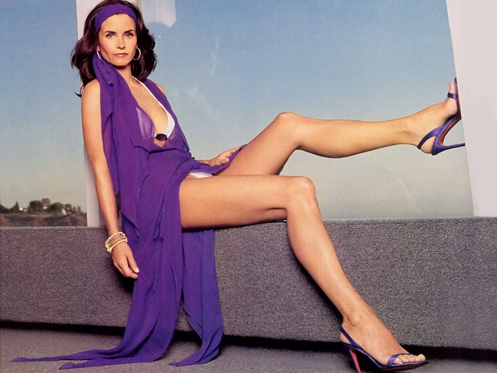 1024x768 - Courtney Cox Wallpapers 18