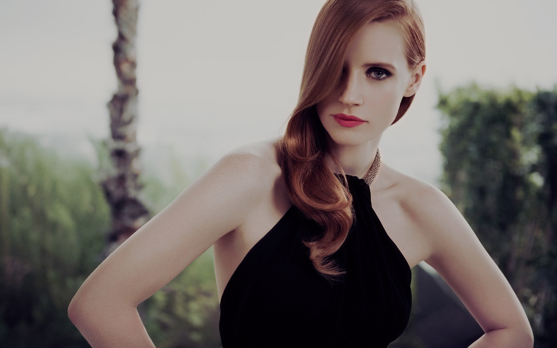1920x1200 - Jessica Chastain Wallpapers 2