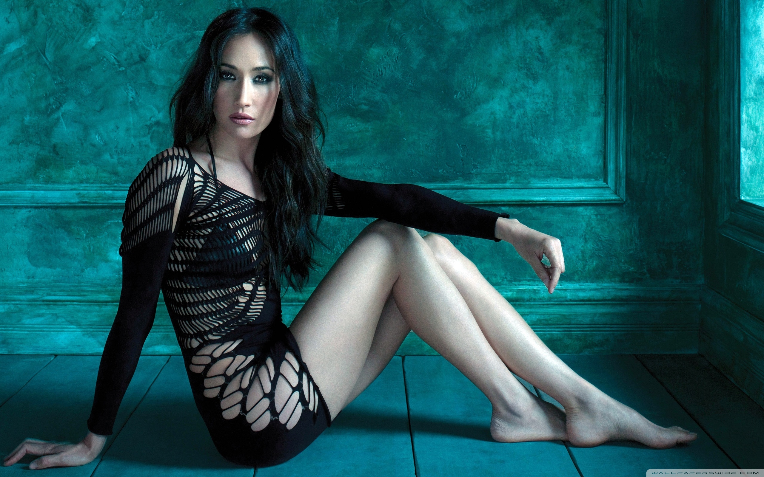 2560x1600 - Maggie Q Wallpapers 12