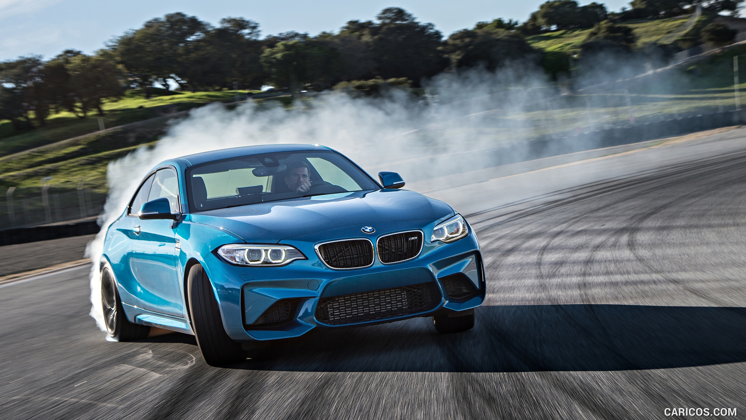 2560x1440 - BMW M2 Coupe Wallpapers 13