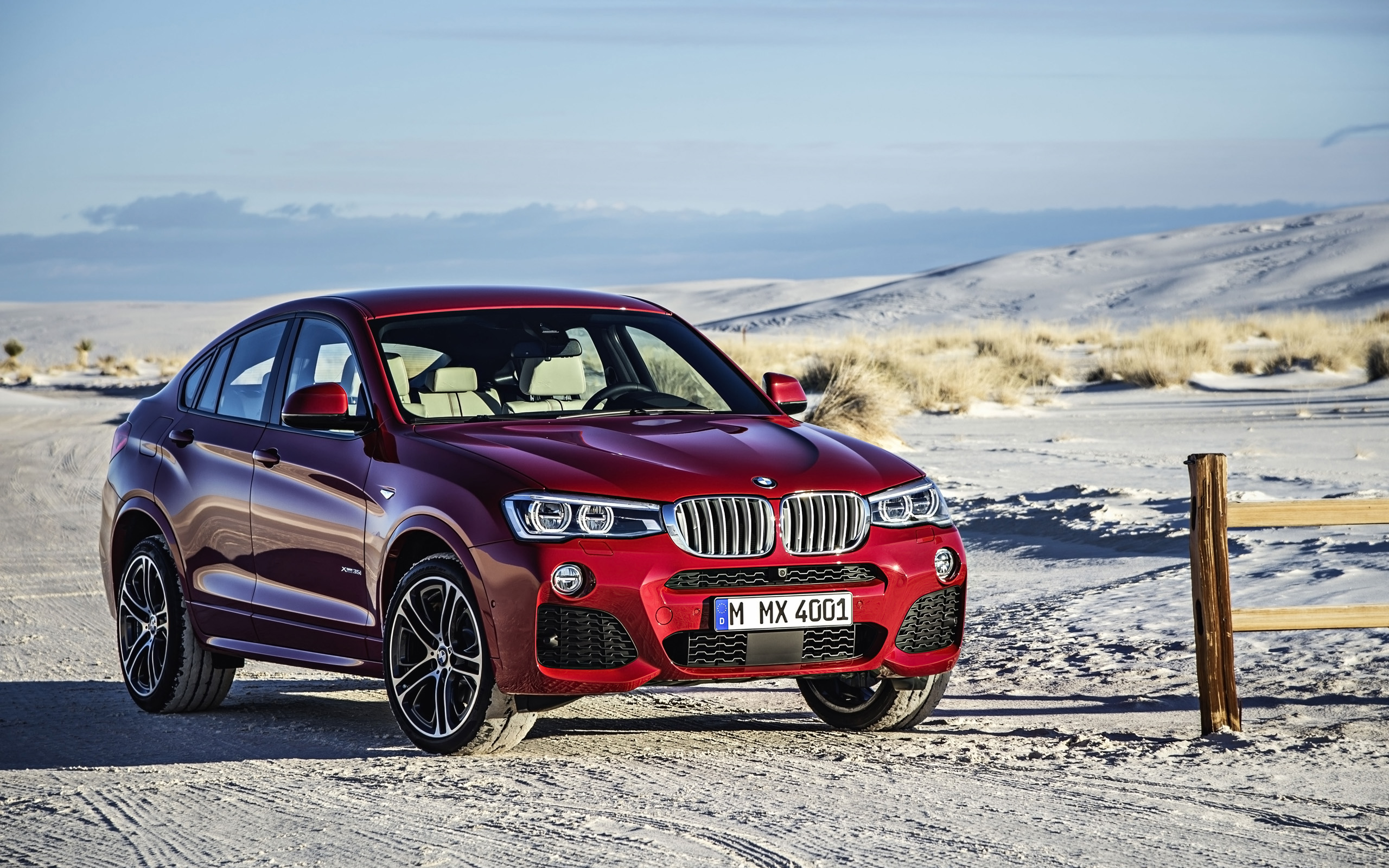 2560x1600 - BMW X4 Wallpapers 18