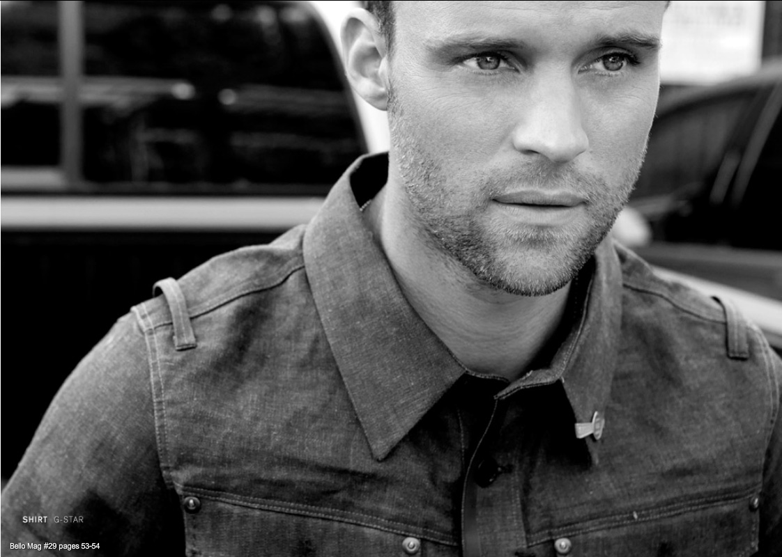 1122x800 - Jesse Spencer Wallpapers 6