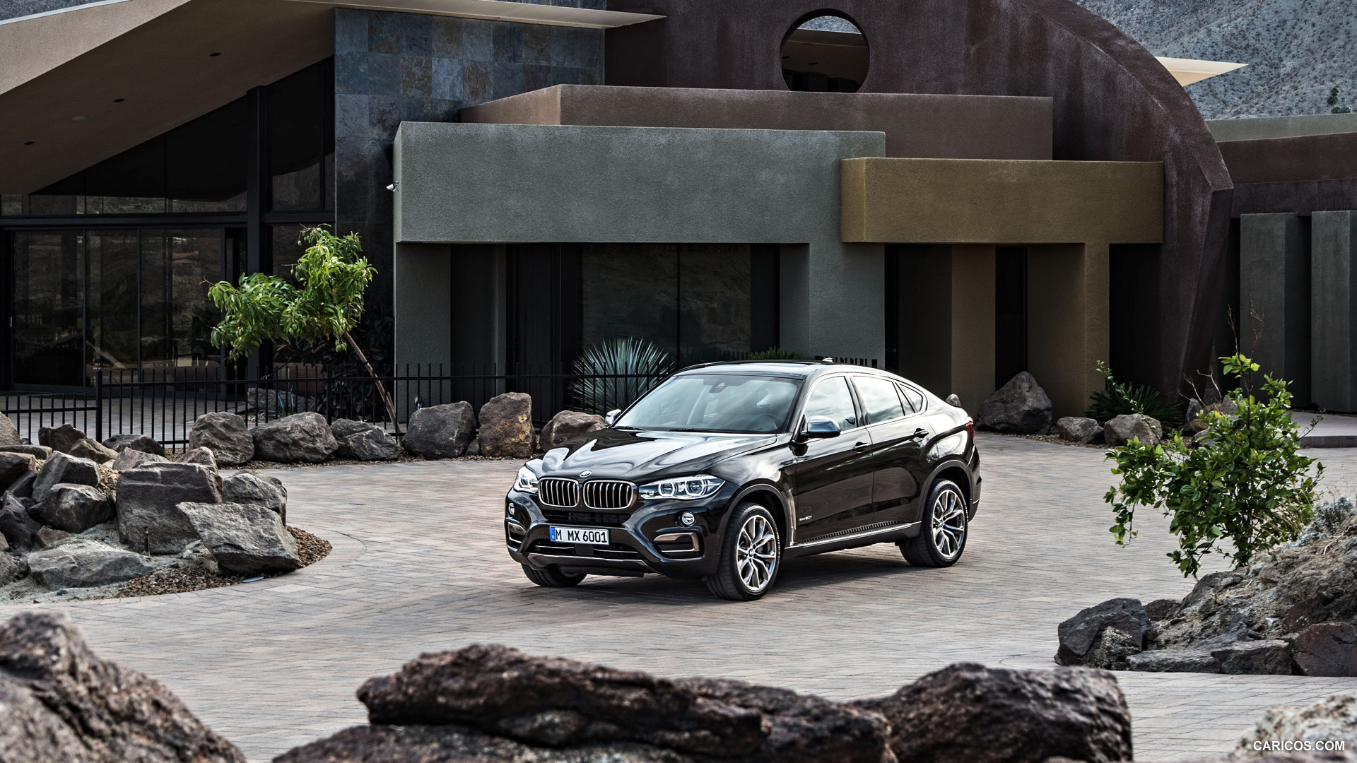 1920x1080 - BMW X6 Wallpapers 13