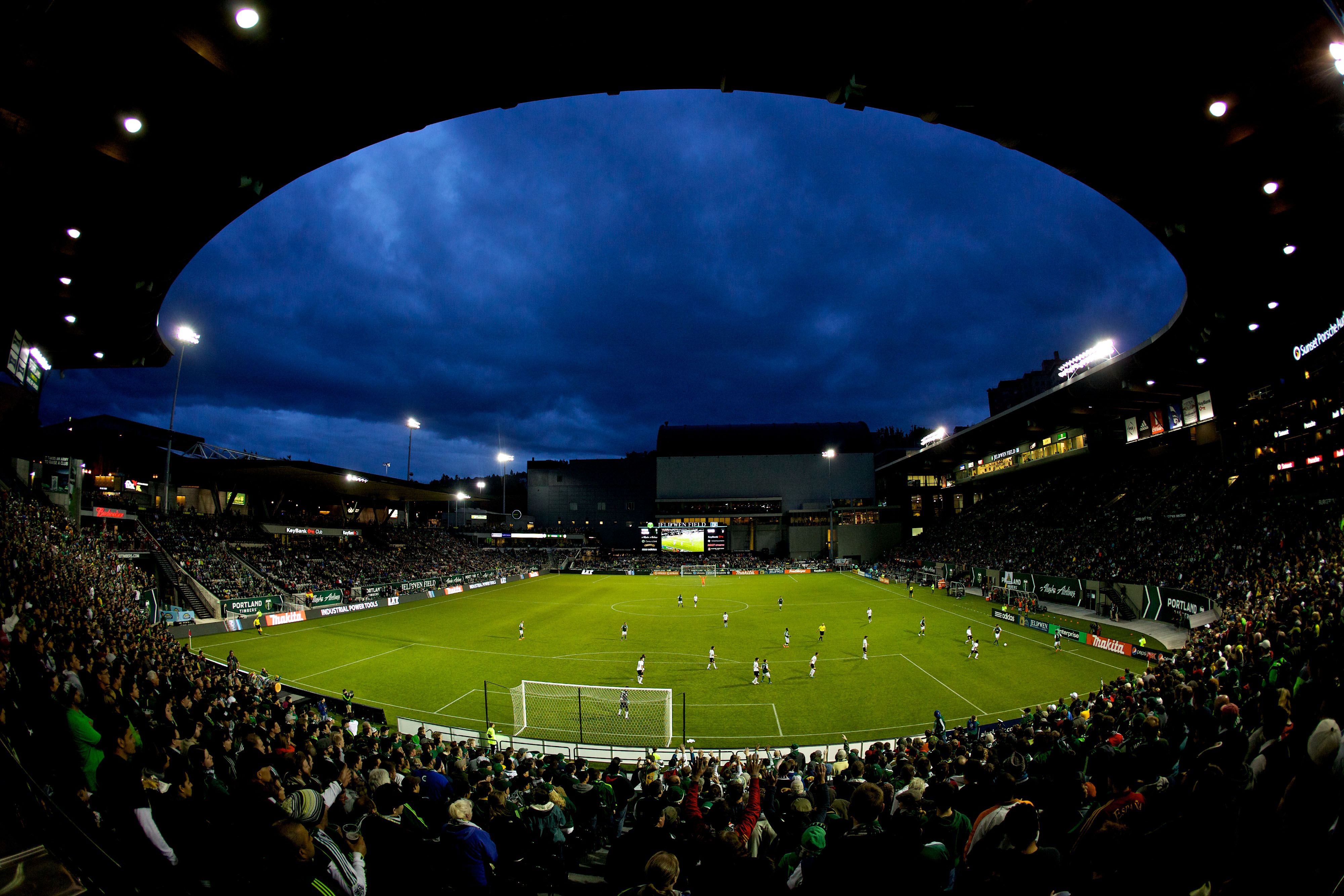 4000x2667 - Portland Timbers Wallpapers 10