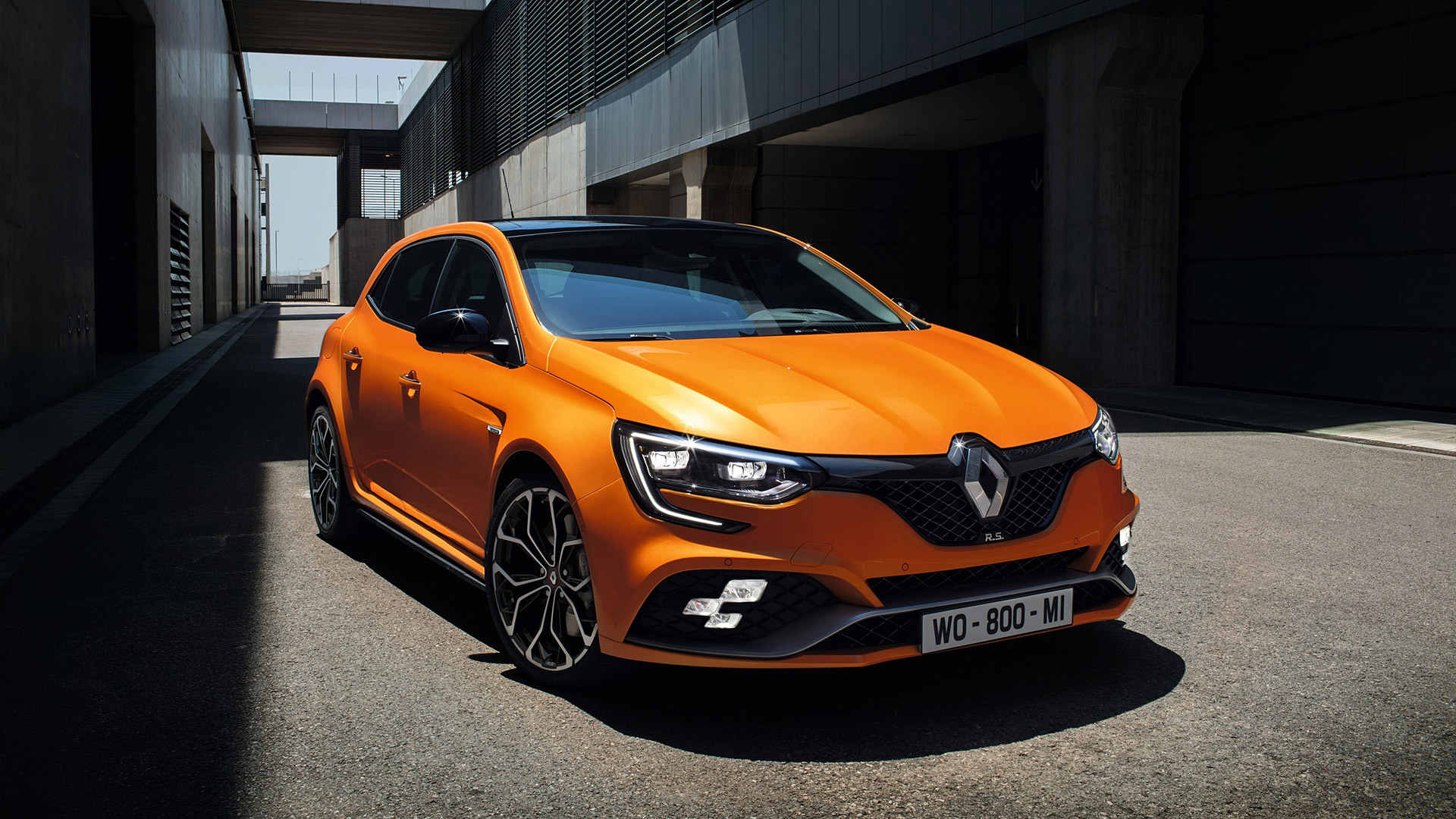 1920x1080 - Renault RS Wallpapers 1