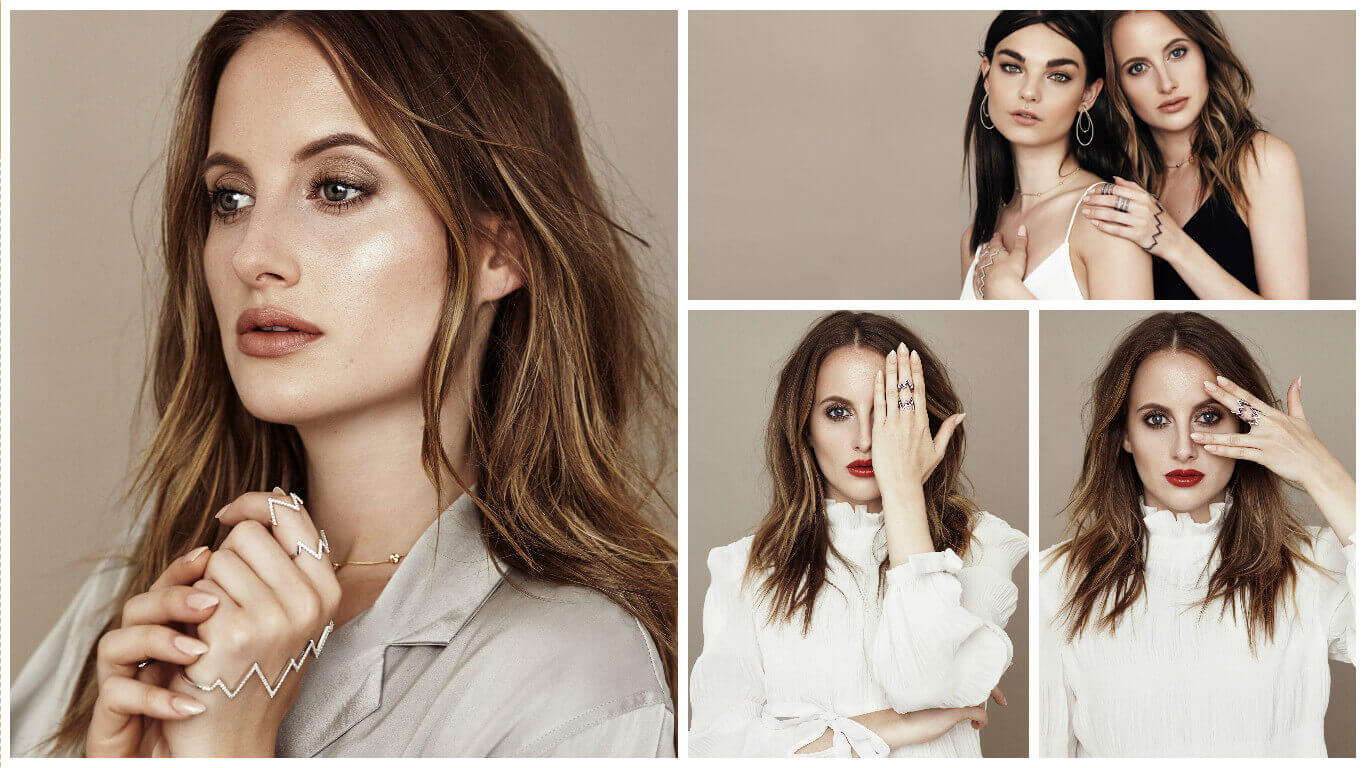 1366x768 - Rosie Fortescue Wallpapers 5