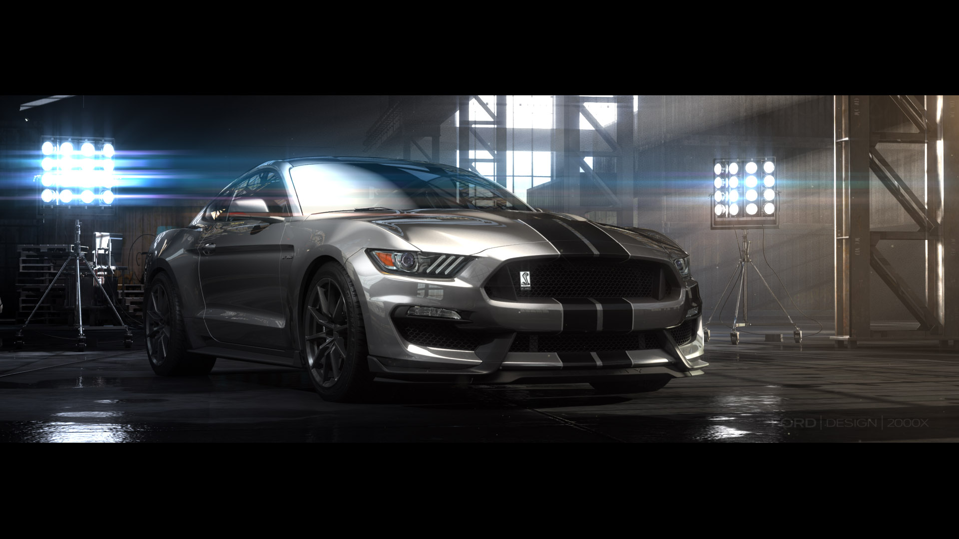 1920x1080 - Shelby Mustang GT 350 Wallpapers 4
