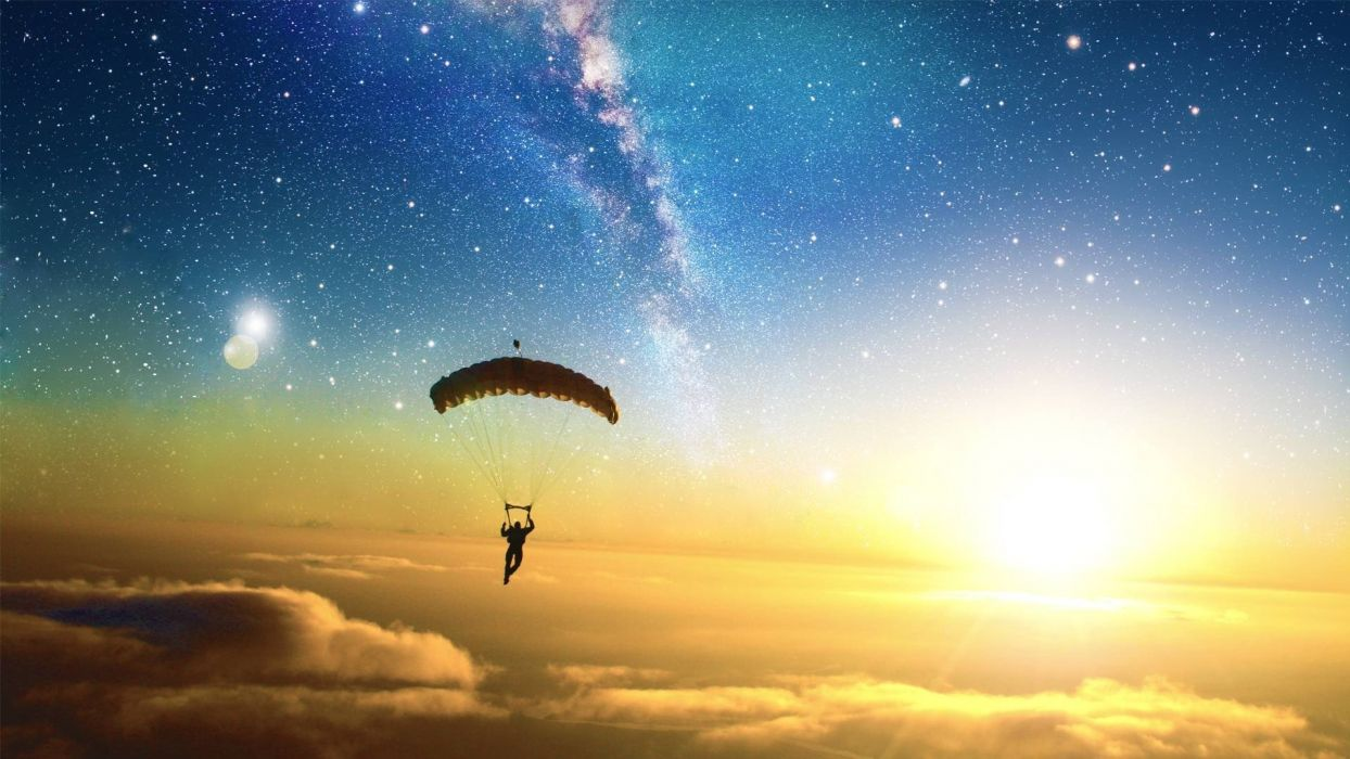 1244x700 - Skydiving Wallpapers 22