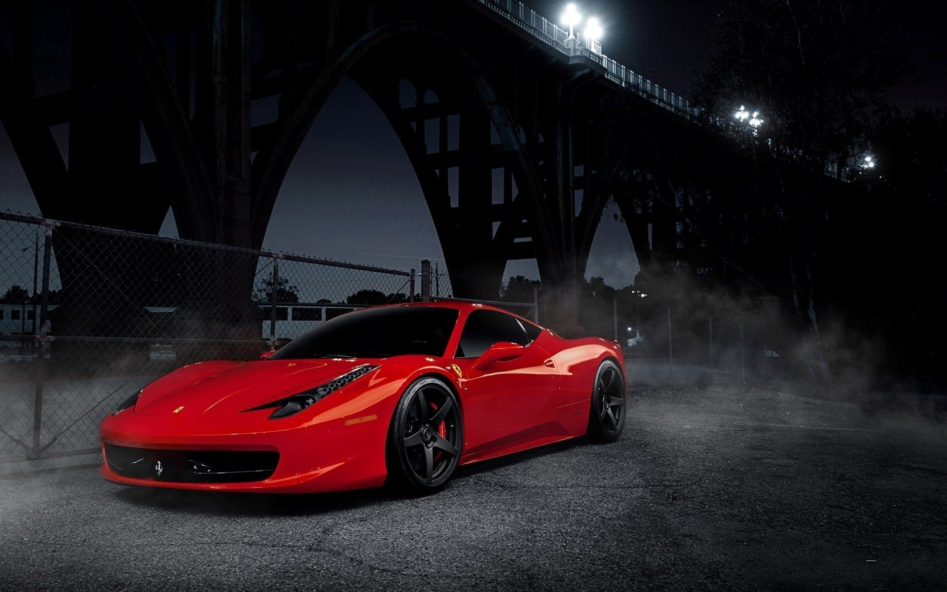 1920x1200 - Ferrari 458 Italia Wallpapers 1