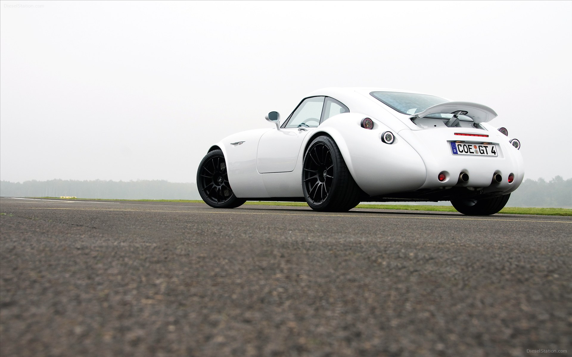 1920x1200 - Wiesmann GT MF4 Wallpapers 37