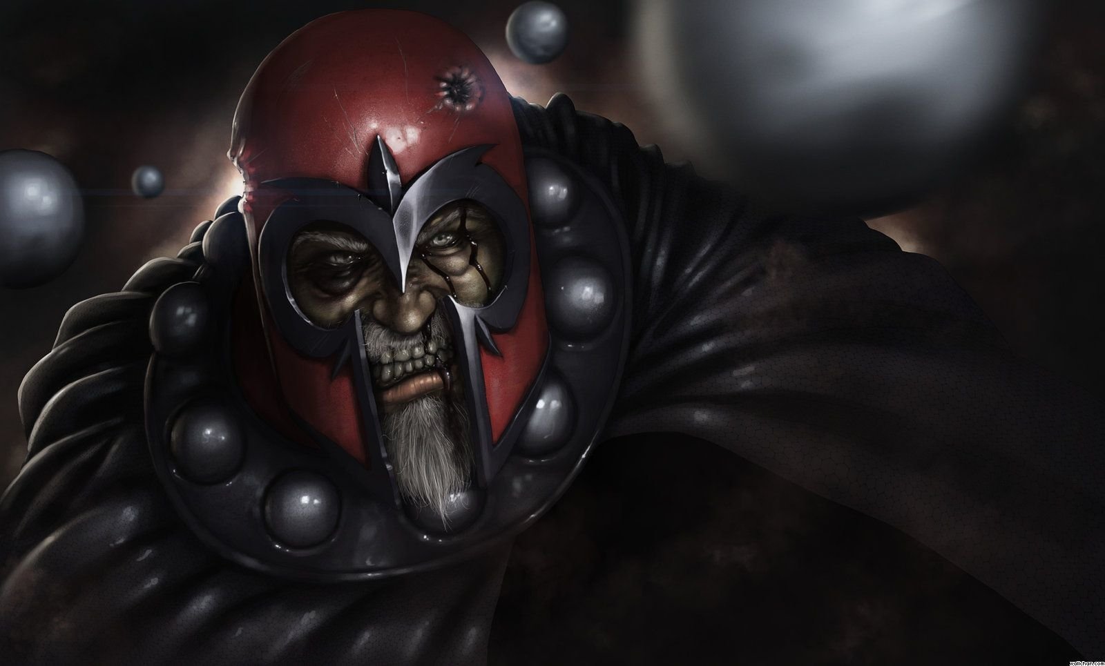 1600x965 - Magneto Wallpapers 15