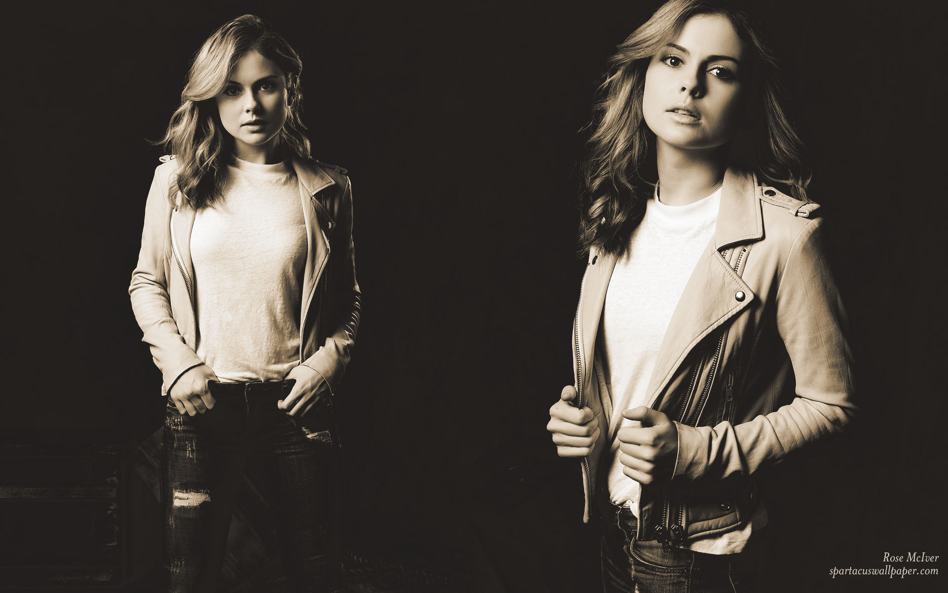 1920x1200 - Rose McIver Wallpapers 1