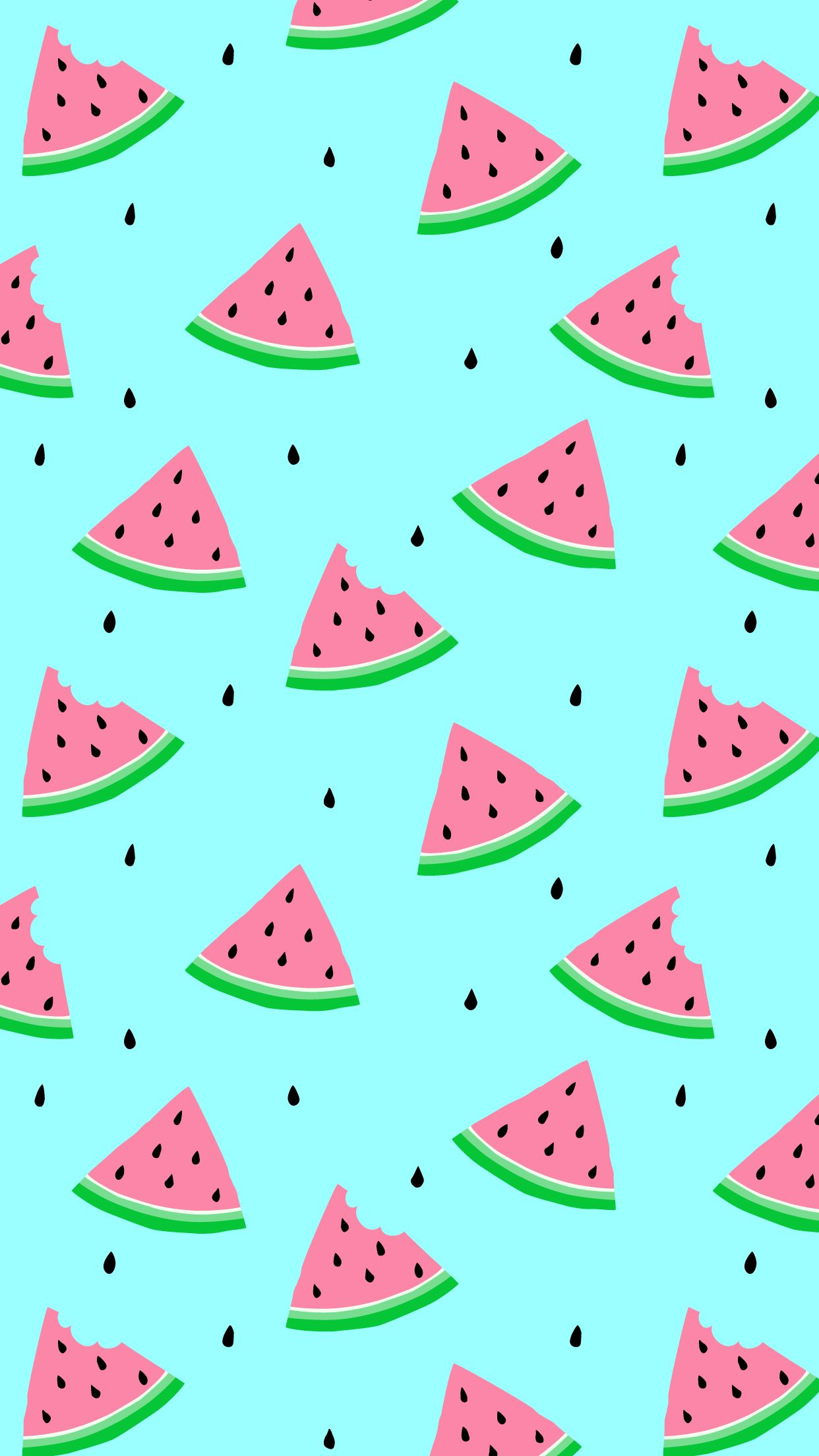 1242x2208 - Watermelon Wallpapers 1
