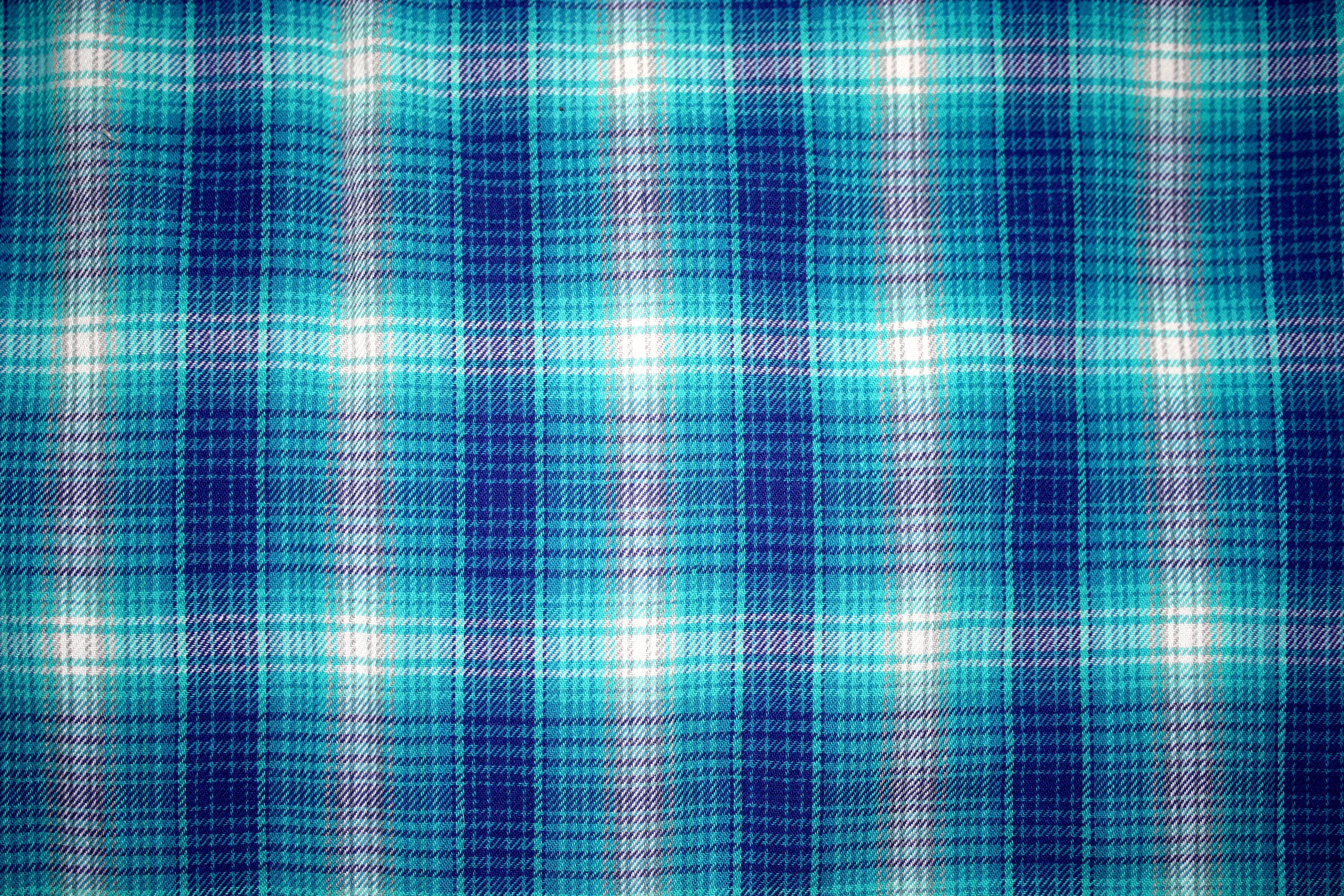 3888x2592 - Blue Plaid 15