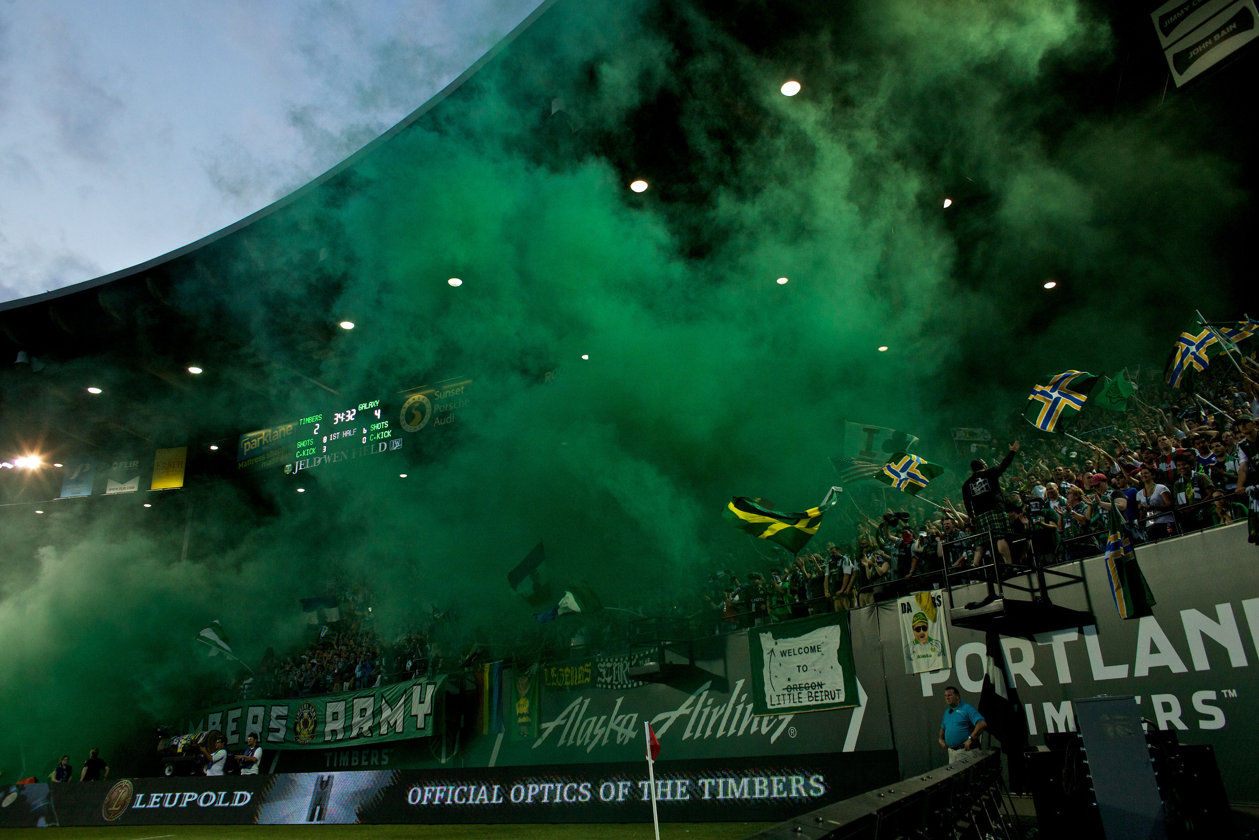4000x2667 - Portland Timbers Wallpapers 13