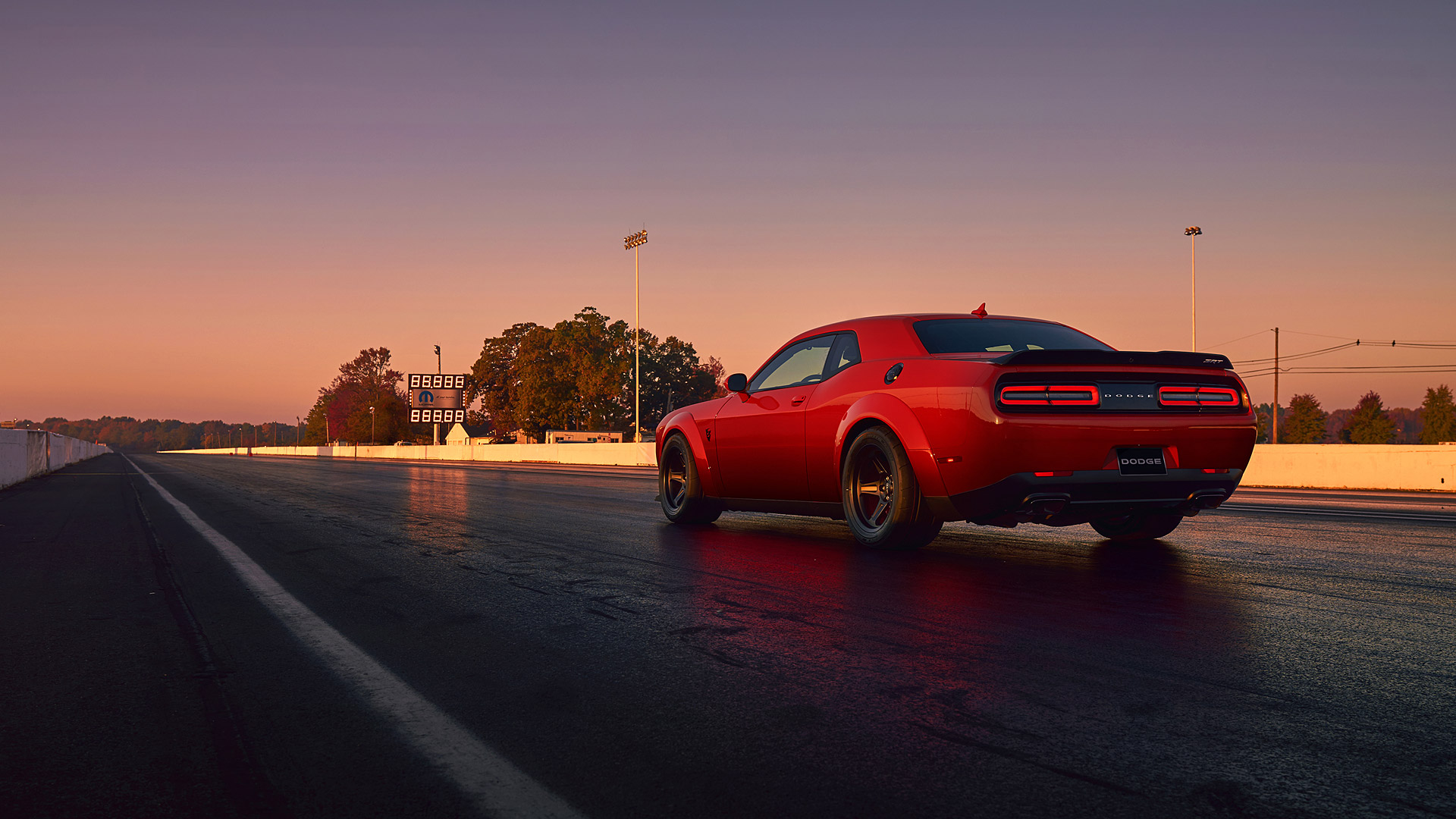 1920x1080 - Dodge Challenger Rallye Wallpapers 3