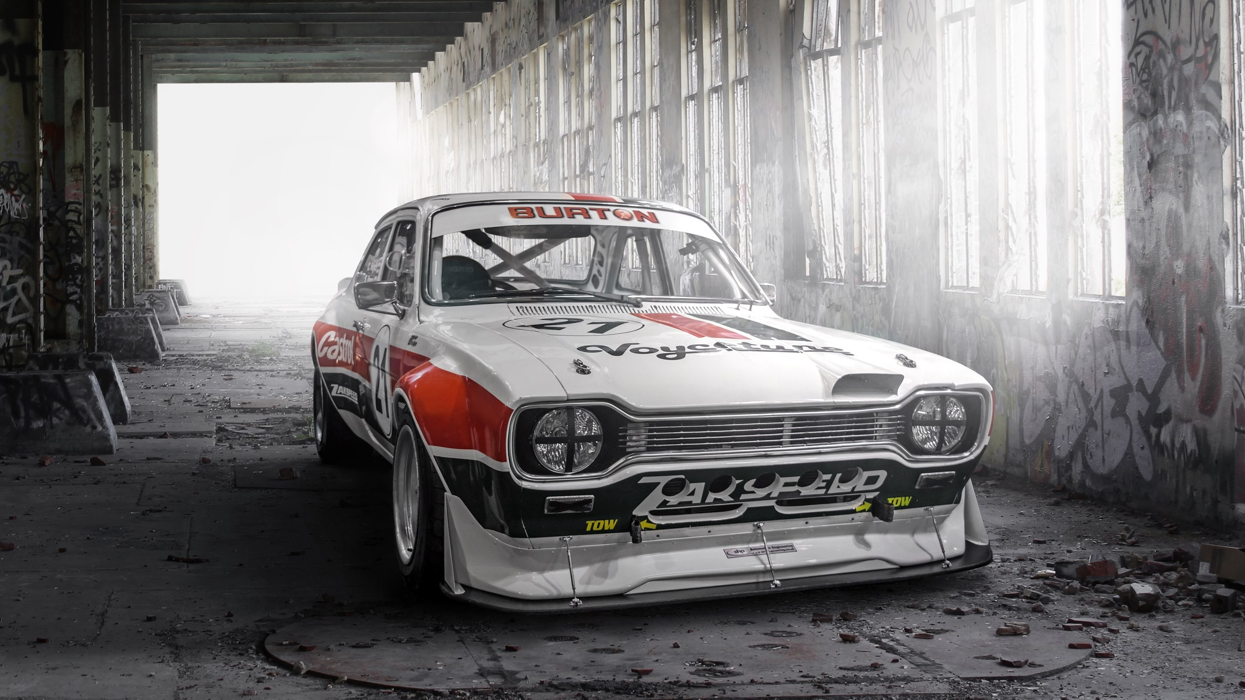 2560x1440 - Ford Escort Wallpapers 6