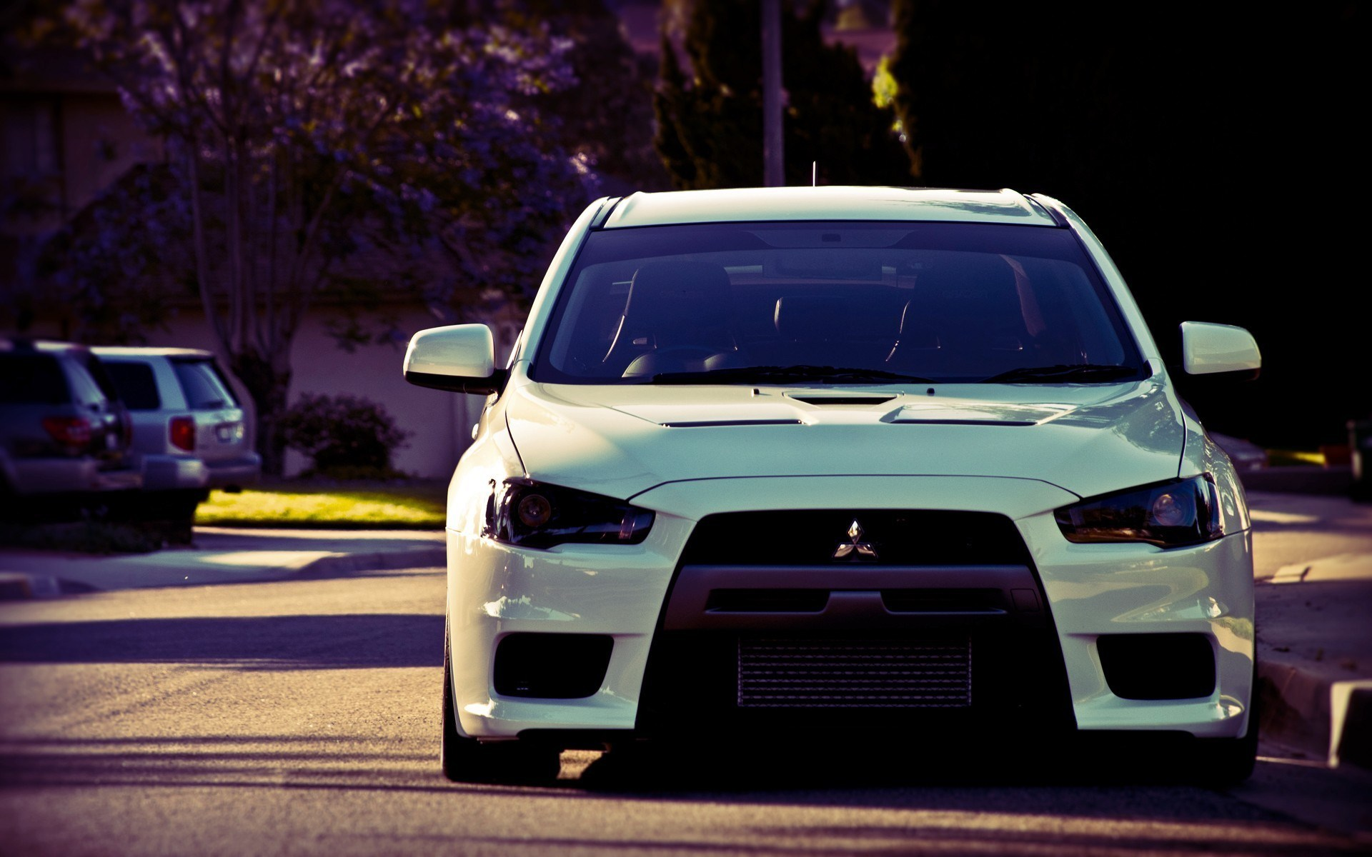 Mitsubishi Evolution Wallpapers 28 Images Dodowallpaper