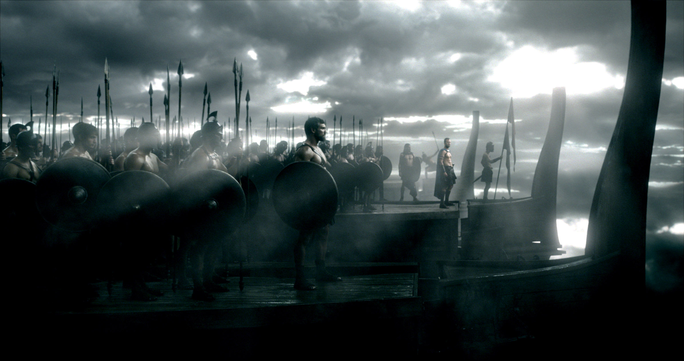 2389x1260 - 300: Rise of an Empire Wallpapers 30