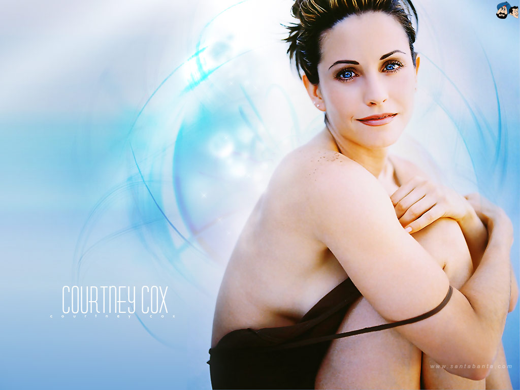 1024x768 - Courtney Cox Wallpapers 22