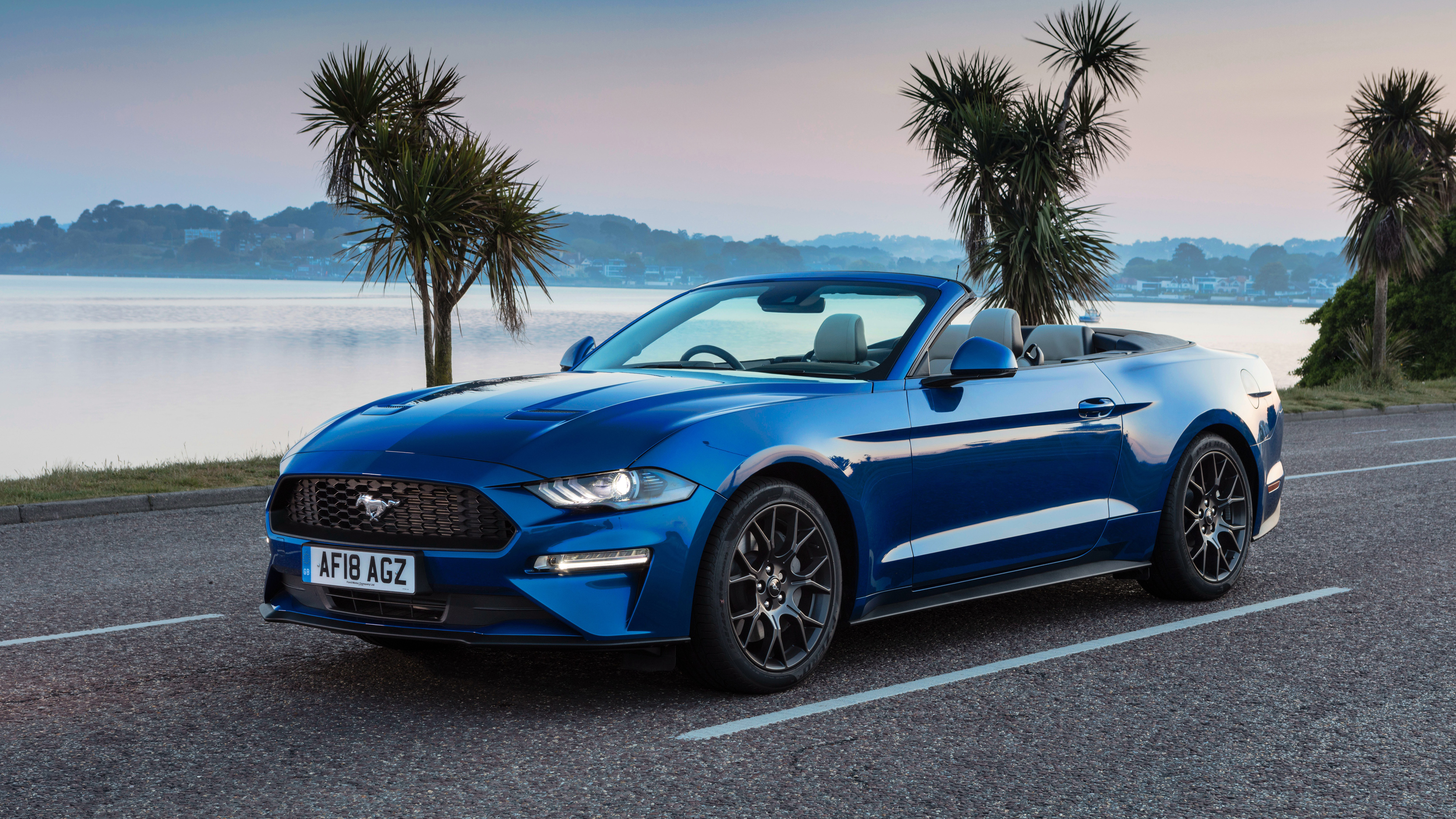 4096x2304 - Ford Convertible Wallpapers 31