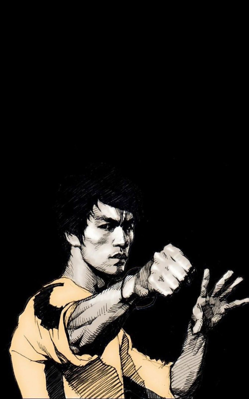 1000x1600 - Bruce Lee Wallpapers 5