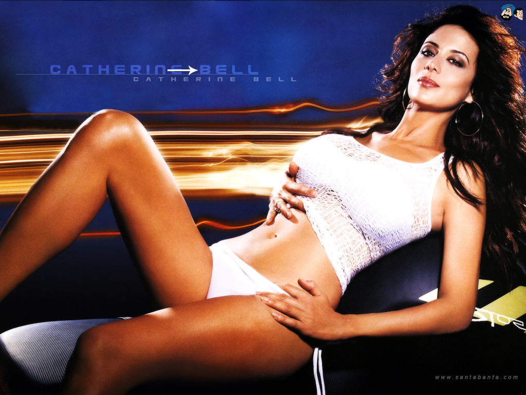 1024x768 - Catherine Bell Wallpapers 11