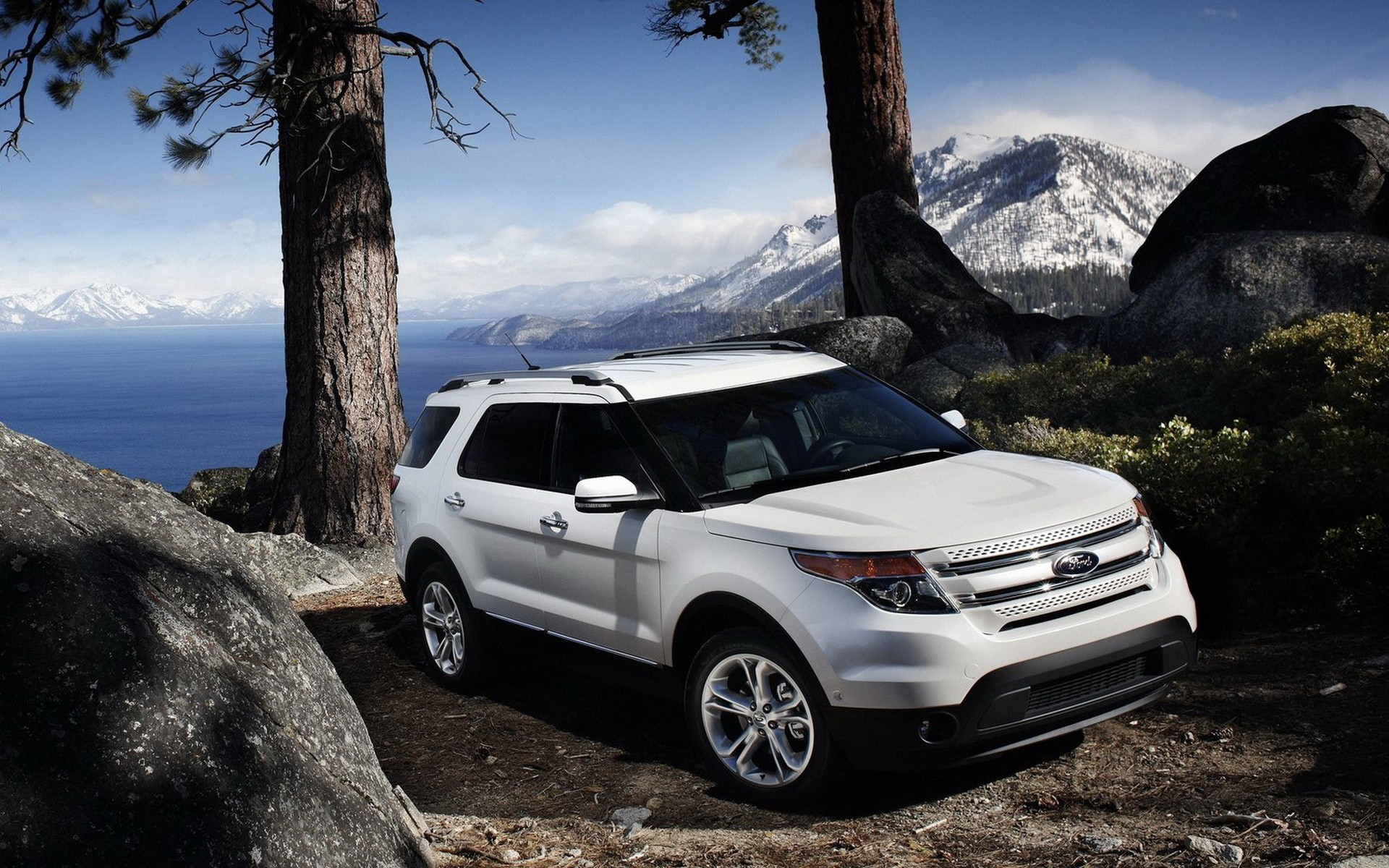 1920x1200 - Ford Explorer Wallpapers 24