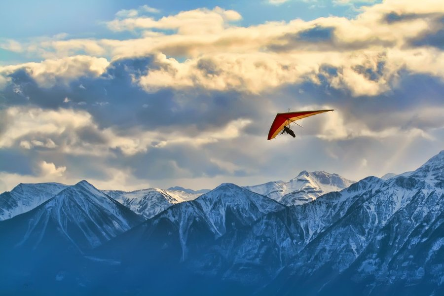 900x600 - Hang Gliding Wallpapers 31