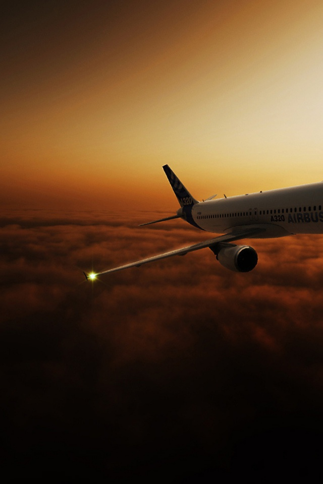 640x960 - Airbus A320 Wallpapers 22