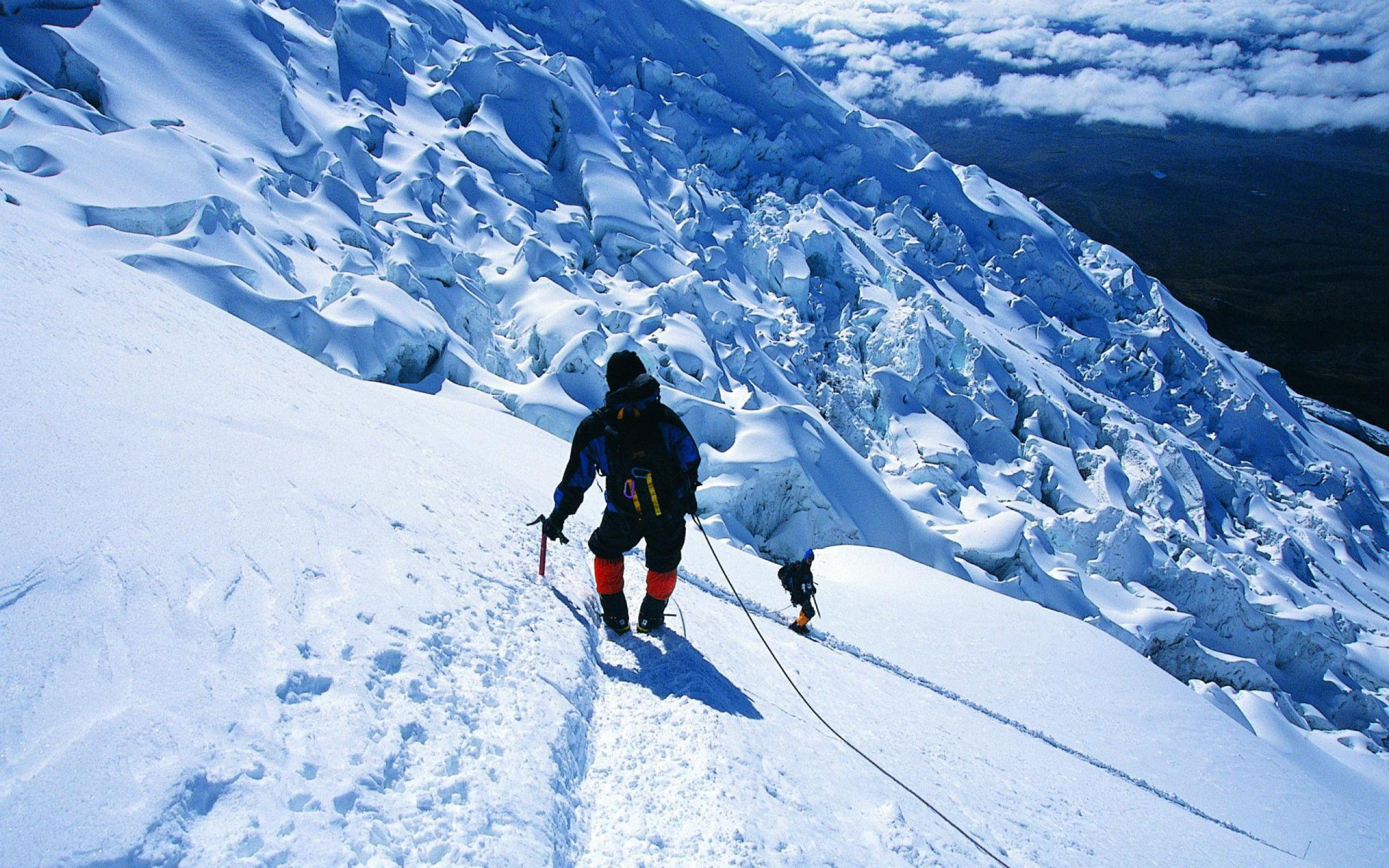 2560x1600 - Mountaineering Wallpapers 23
