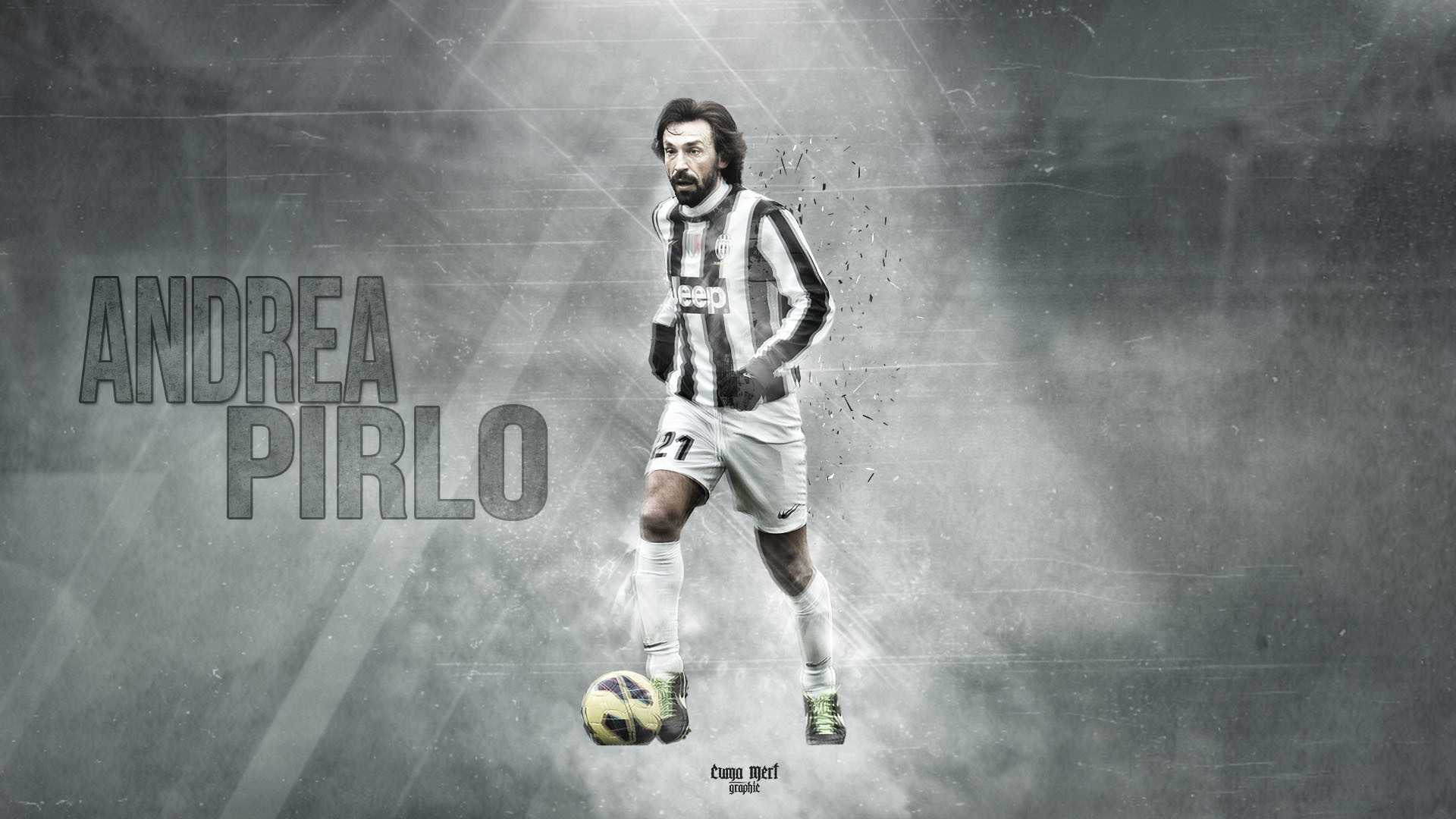 1920x1080 - Andrea Pirlo Wallpapers 15