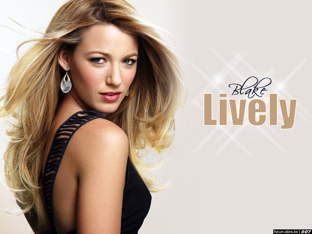 1024x768 - Blake Lively Wallpapers 12