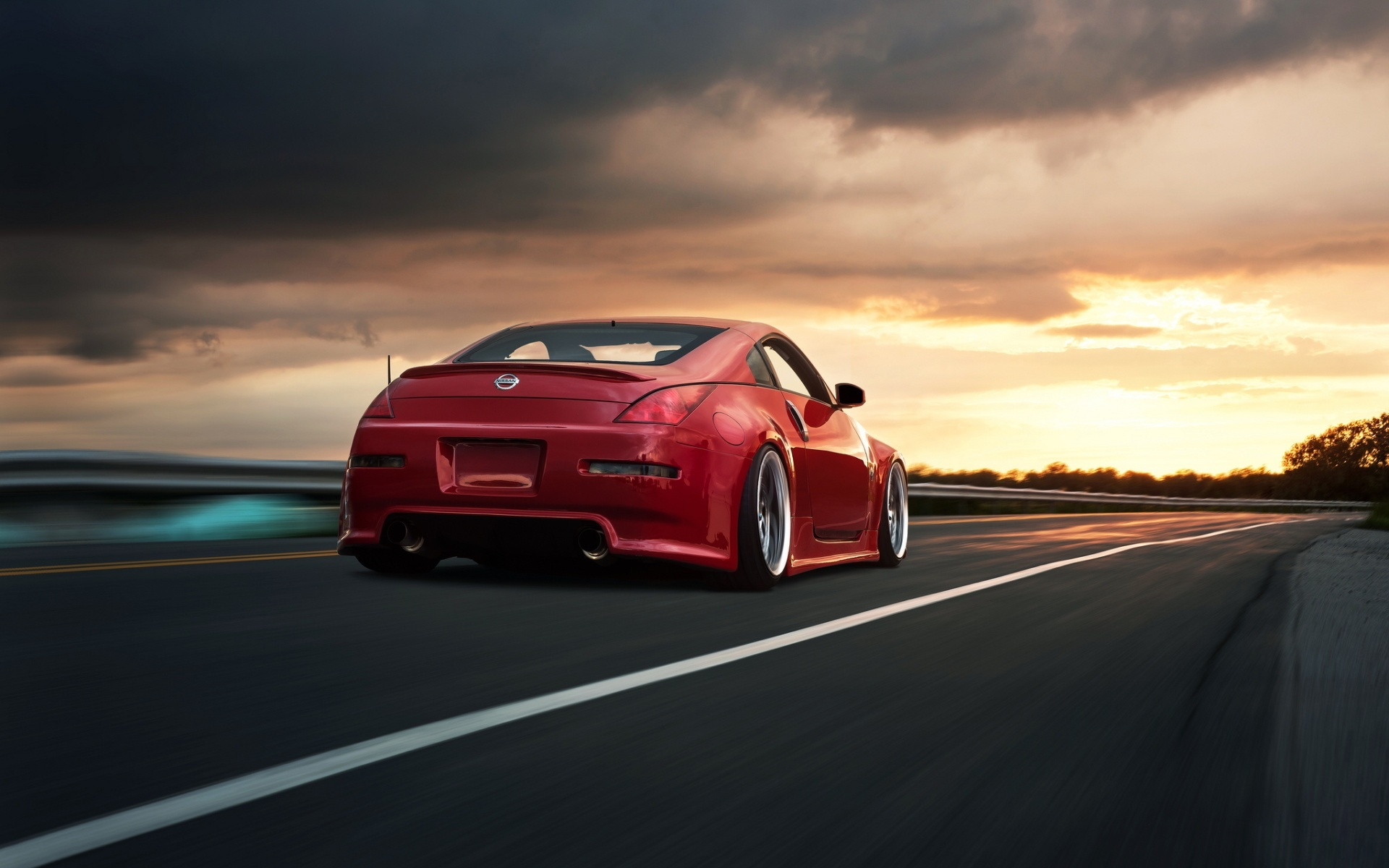 1920x1200 - Nissan 350Z Wallpapers 19