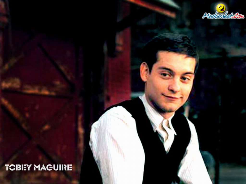 1024x768 - Tobey Maguire Wallpapers 14